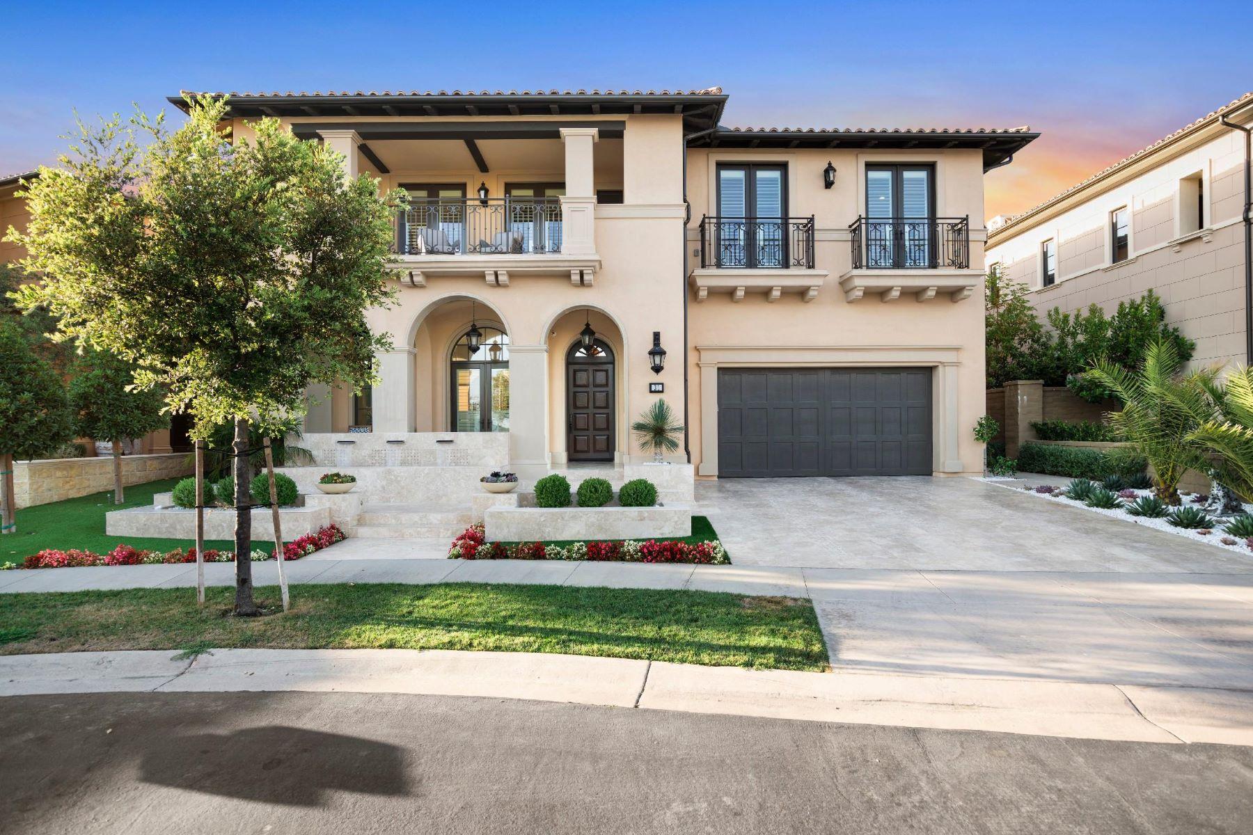 Single Family Homes por un Venta en 31 Seawatch Newport Coast, California 92657 Estados Unidos