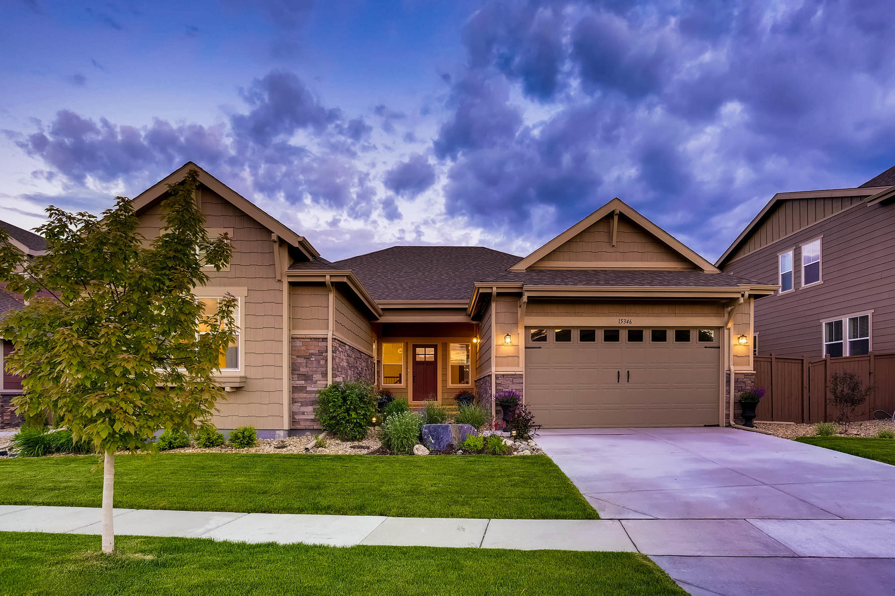 Single Family Home for Active at Luxurious And Open Ranch Style Home 15346 West 51st Avenue Golden, Colorado 80403 United States
