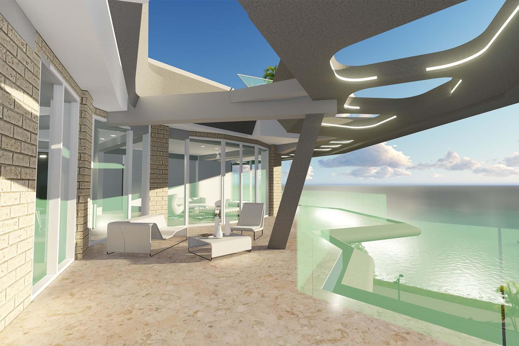 Additional photo for property listing at Coral Shell Penthouse Oranjestad, Aruba Aruba