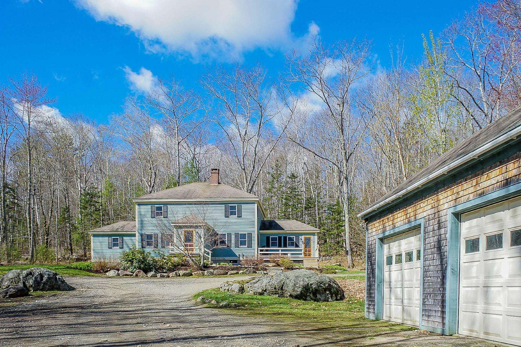 Einfamilienhaus für Verkauf beim 440 Washington Street Camden, Maine, 04843 Vereinigte Staaten