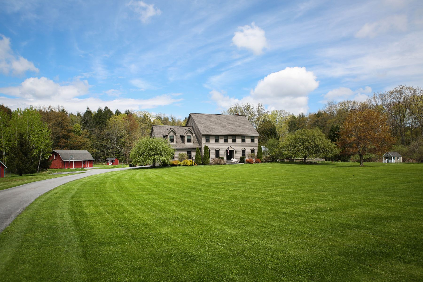 Farm / Ranch / Plantation for Sale at Gentleman's Estate 152 Charlton Rd. Ballston Spa, New York 12020 United States