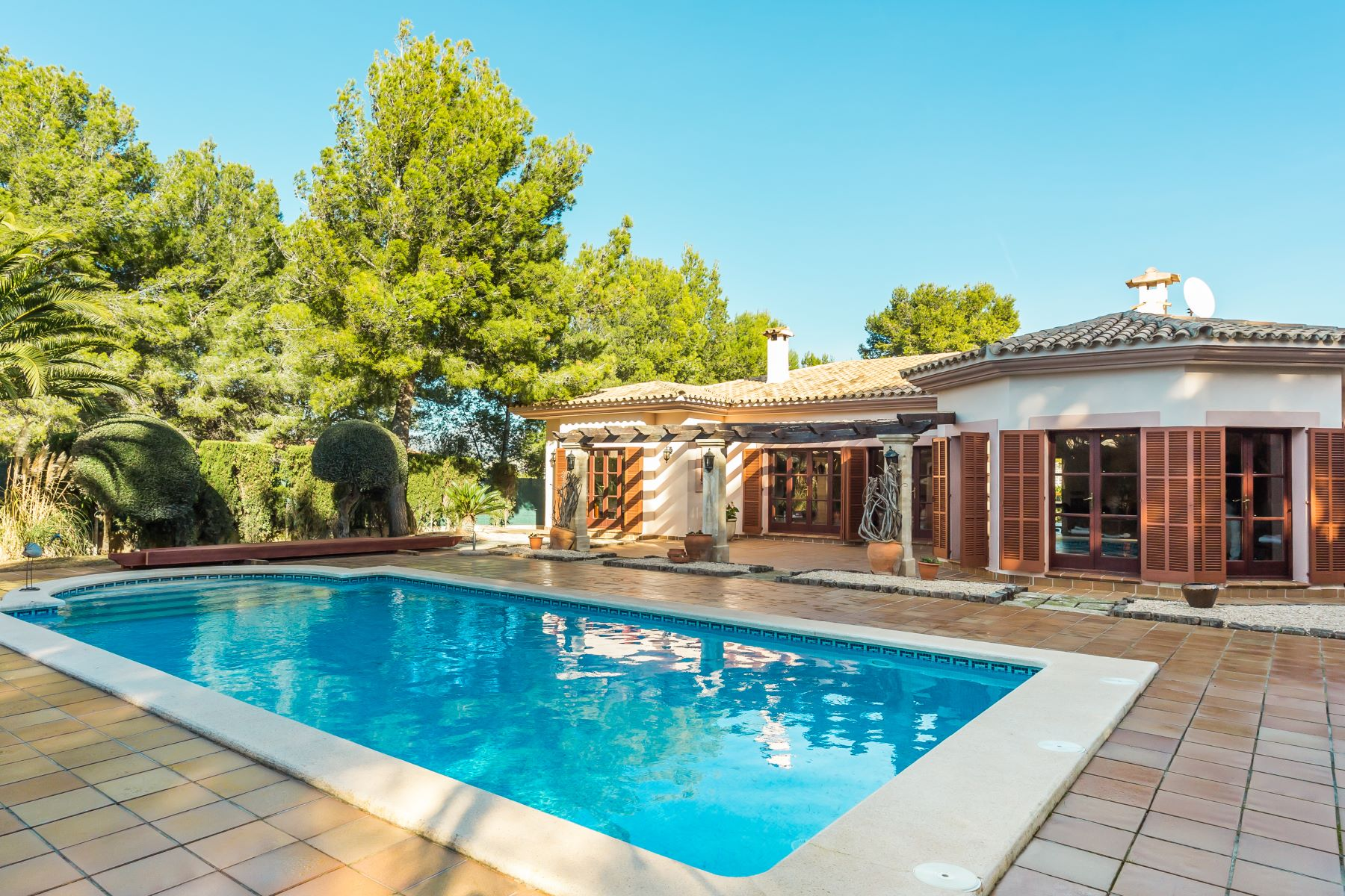 Single Family Home for Sale at Lovely Mediterranean house perfect for families Santa Ponsa, Balearic Islands, Spain