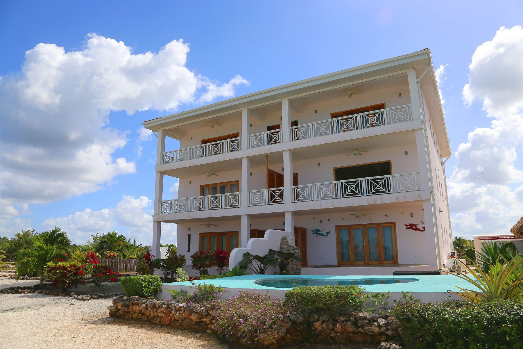 Condominium for Sale at Top Floor Condo at Orchid Bay Corozal, Corozal, Belize