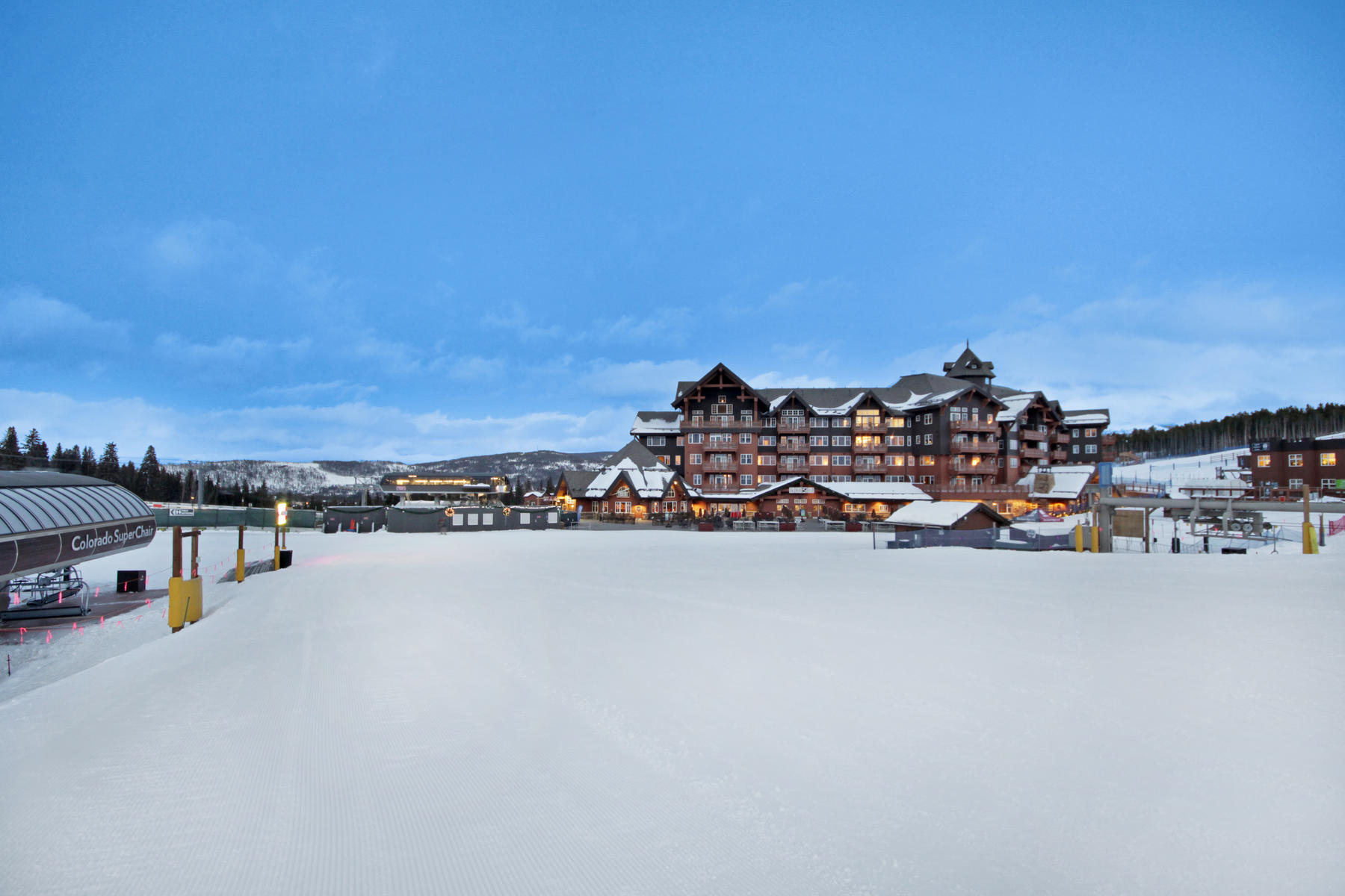 Condominium for Active at One Ski Hill Place 1521 Ski Hill Road Unit 8401 Breckenridge, Colorado 80424 United States