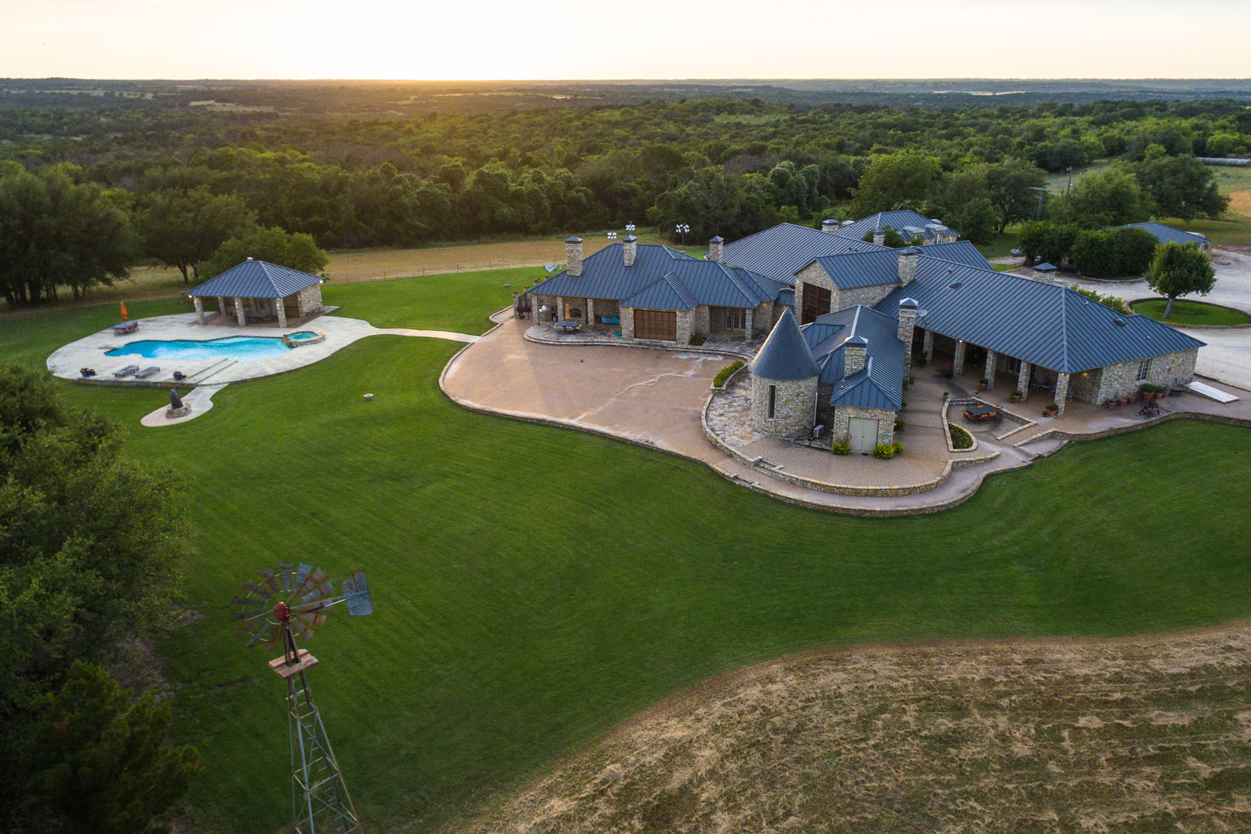 Farm / Ranch / Plantation للـ Sale في Straight Creek Ranch 13565 N US 281, Stephenville, Texas, 76401 United States