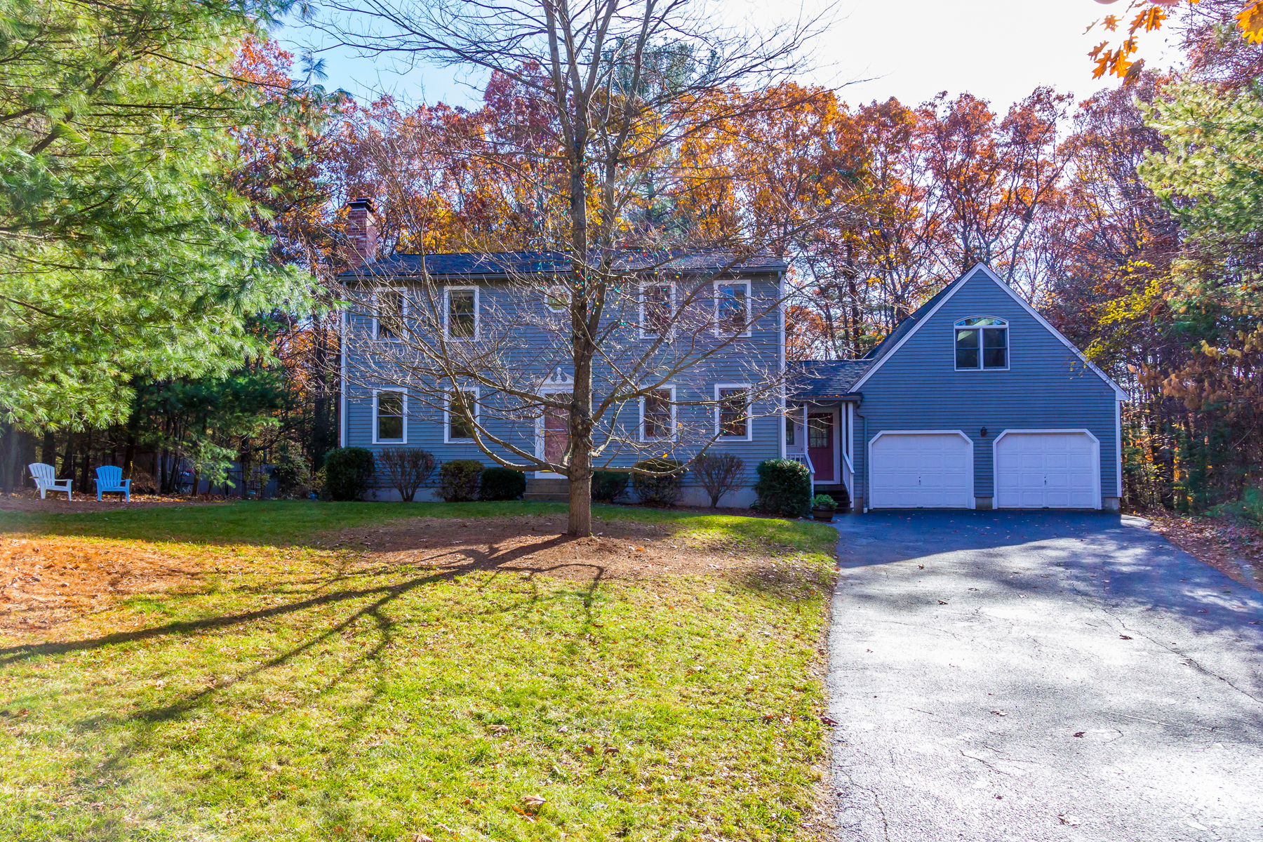 sales property at 27 Baron Road, Franklin, MA