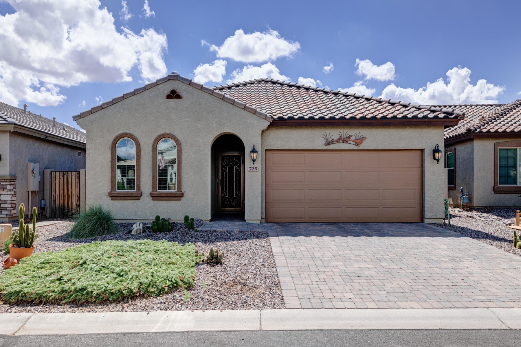 Single Family Homes por un Venta en Johnson Ranch 725 E BLOSSOM RD E San Tan Valley, Arizona 85143 Estados Unidos