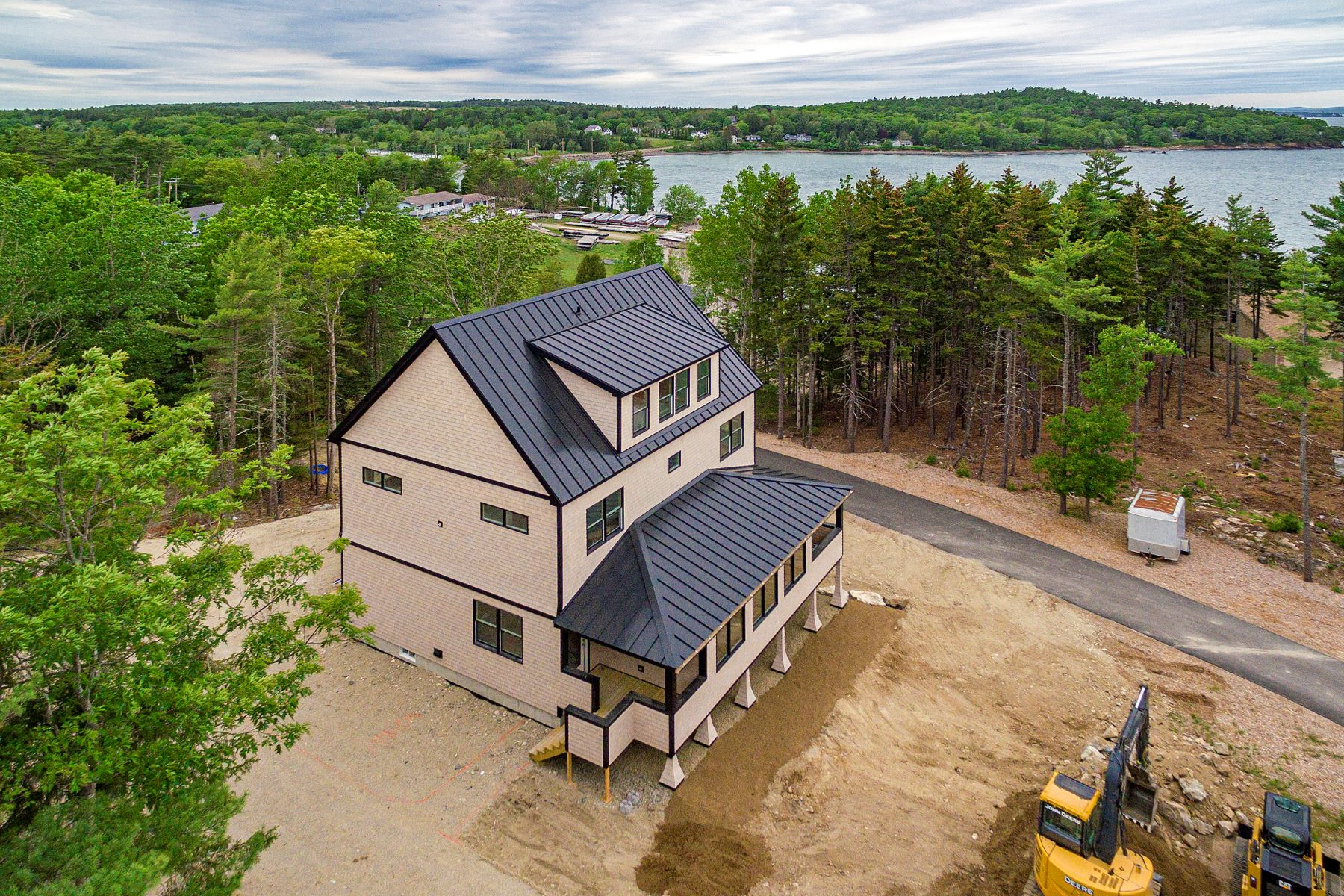 Single Family Homes for Active at 6 Bogue Chitto Lane Bar Harbor, Maine 04609 United States