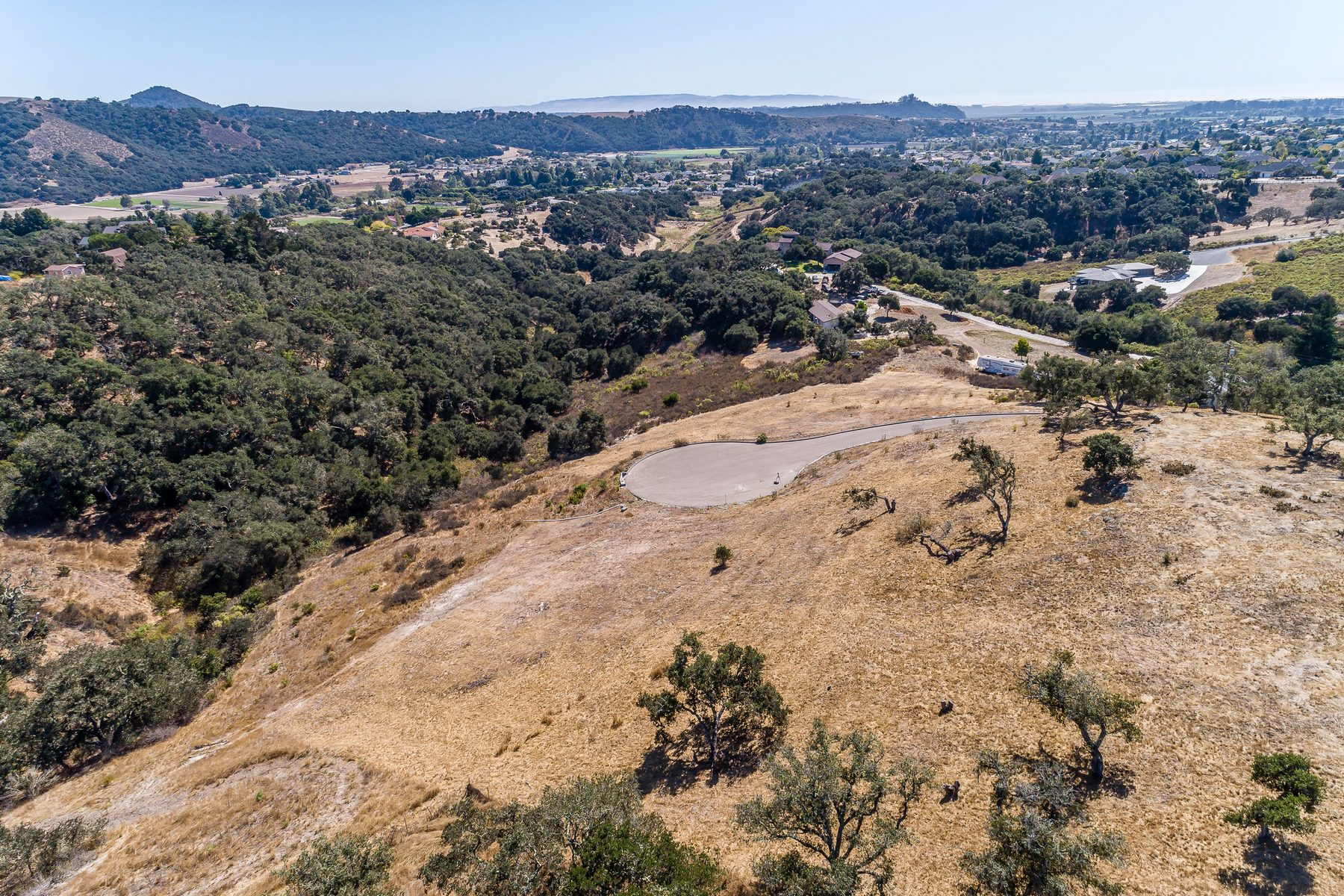 Land for Sale at Private Coastal Lot in Wine Country 3 Indian Heights Road Arroyo Grande, California 93420 United States