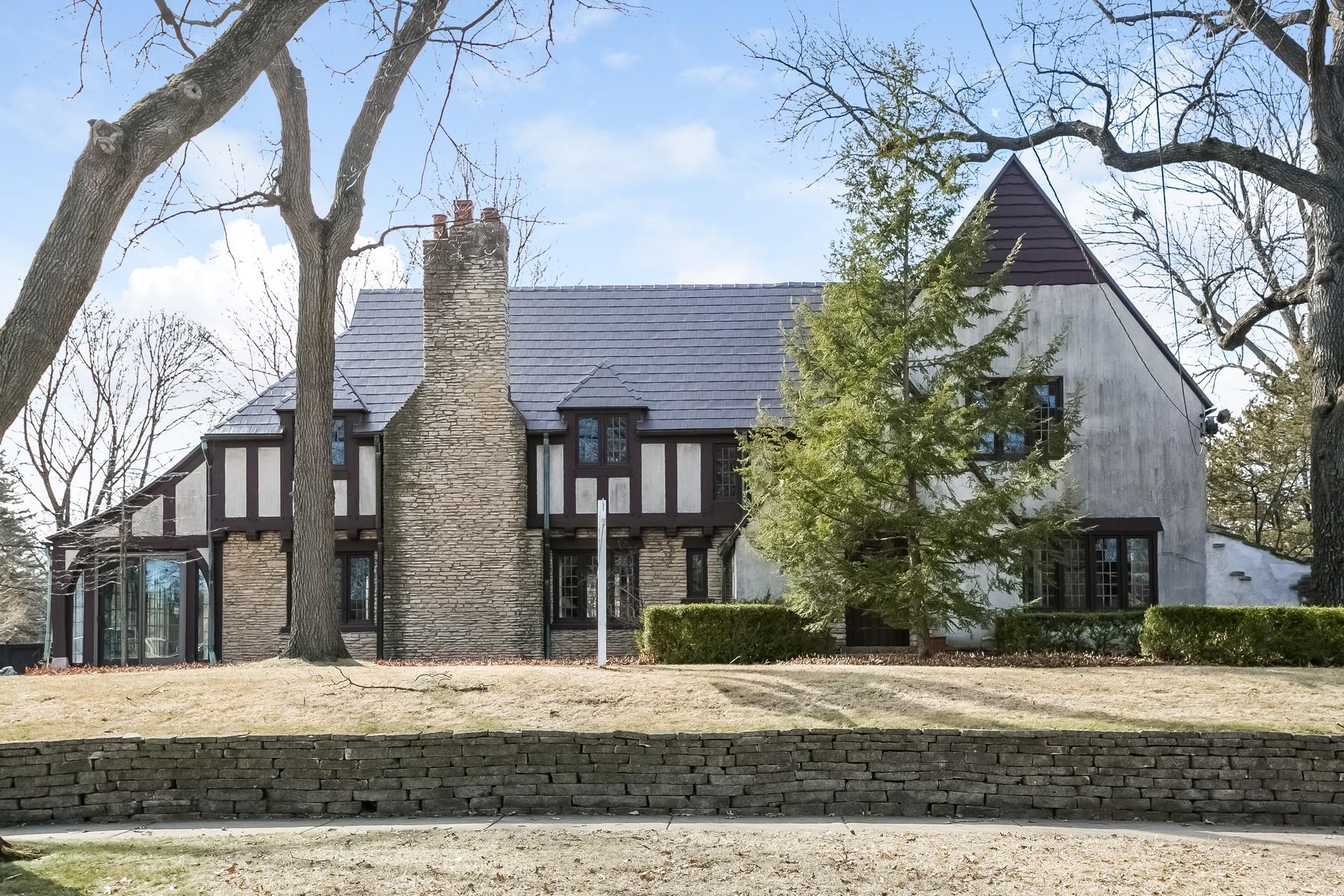 Villa per Vendita alle ore Fabulous Historic Home 1182 Cedar Avenue, Elgin, Illinois, 60120 Stati Uniti