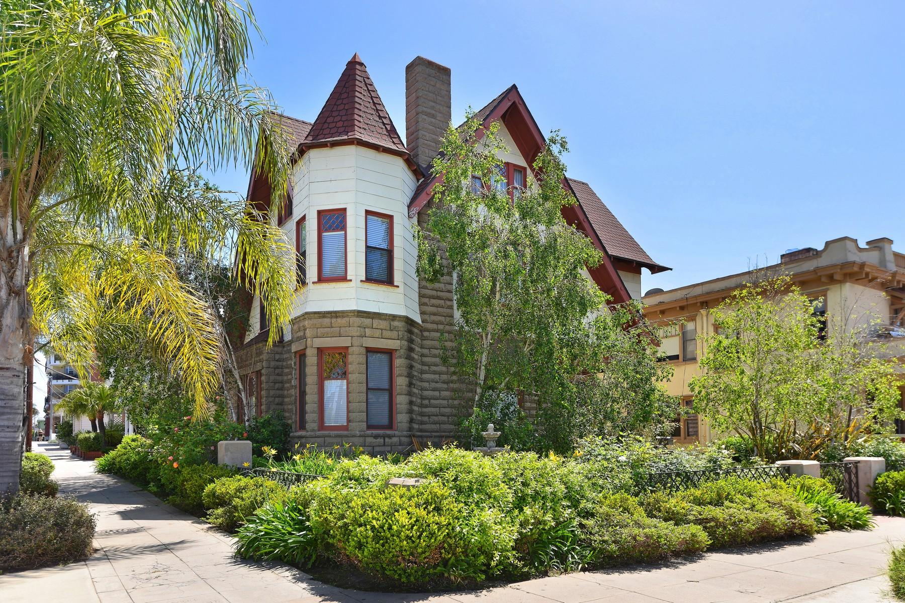 Casa para uma família para Venda às 3695 3rd Avenue Hillcrest, San Diego, Califórnia, 92103 Estados Unidos