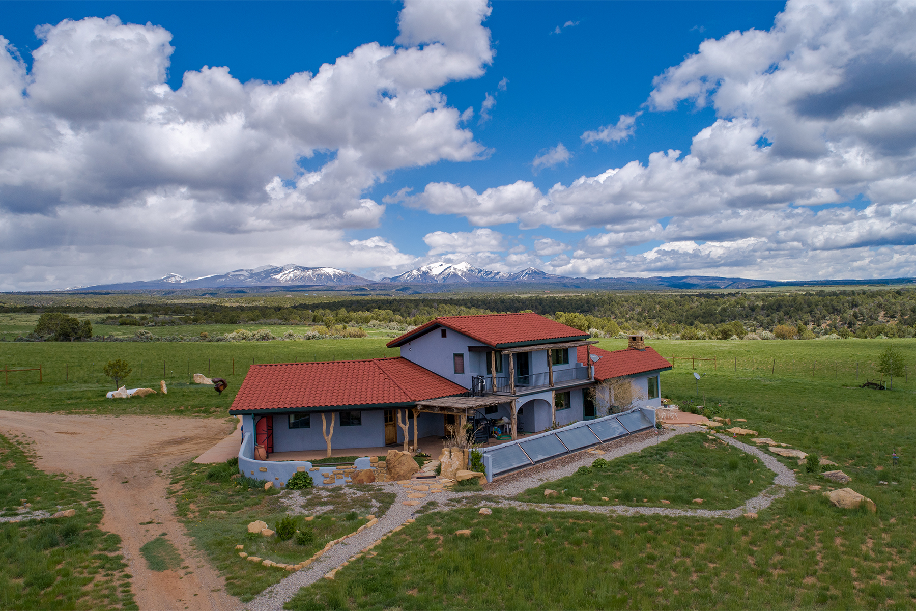 Farm / Ranch / Plantation for Sale at At Last Ranch 1072 CR 117, Hesperus, Colorado 81326 United States