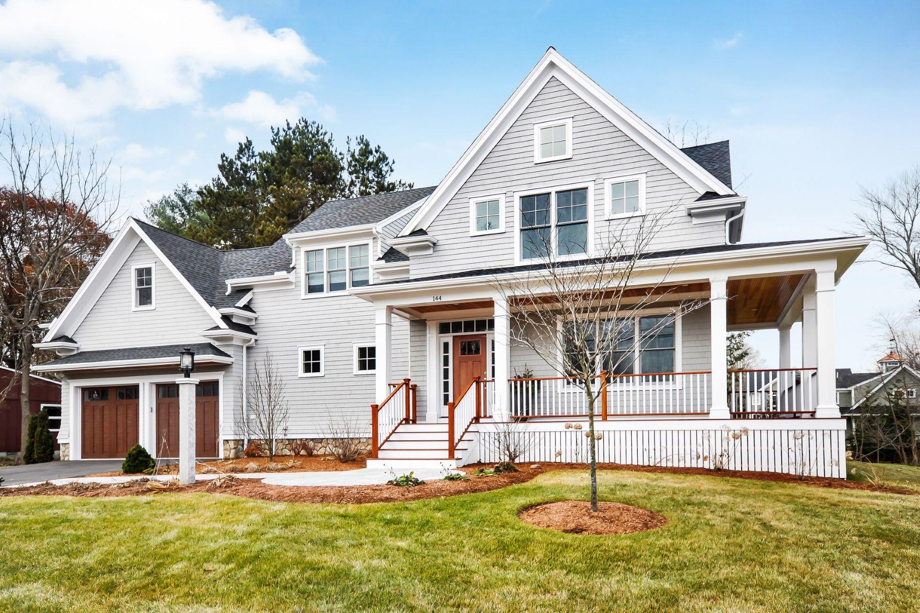 Single Family Homes por un Venta en 144 Laurel Street Concord, Massachusetts 01742 Estados Unidos