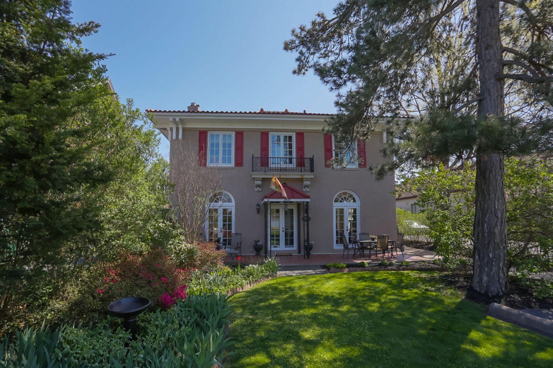Maison unifamiliale pour l Vente à 2833 North Front Street Harrisburg, Pennsylvanie 17110 États-Unis