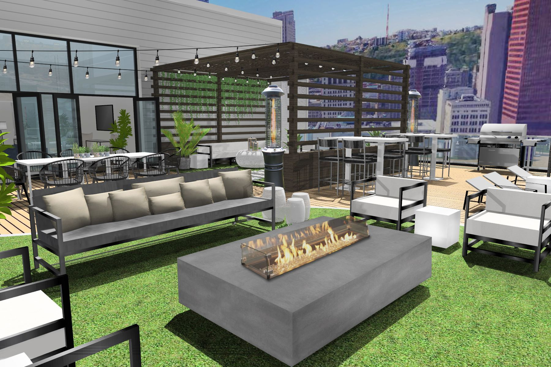 Additional photo for property listing at The Aurora Residence at Lumiére 350 Oliver Avenue #1002 Pittsburgh, Pennsylvania 15222 United States