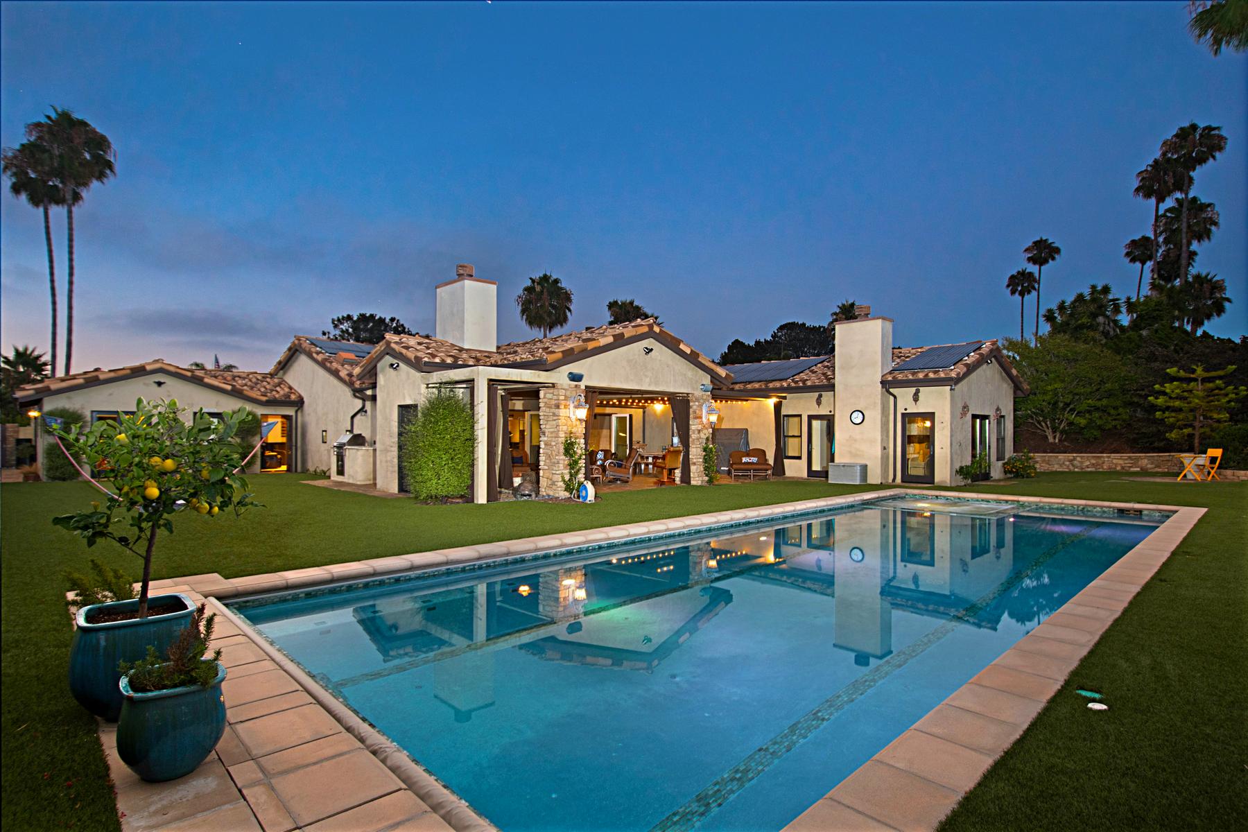 Single Family Home for Sale at 313 -315 San Lucas Drive 313 -315 San Lucas Drive Solana Beach, California 92075 United States