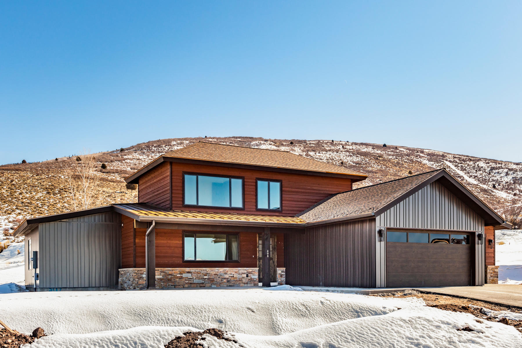 Single Family Homes 为 销售 在 The Wasatch Model at High Star Ranch with Exceptional Outdoor Living 498 Thorn Creek Dr Kamas, 犹他州 84036 美国