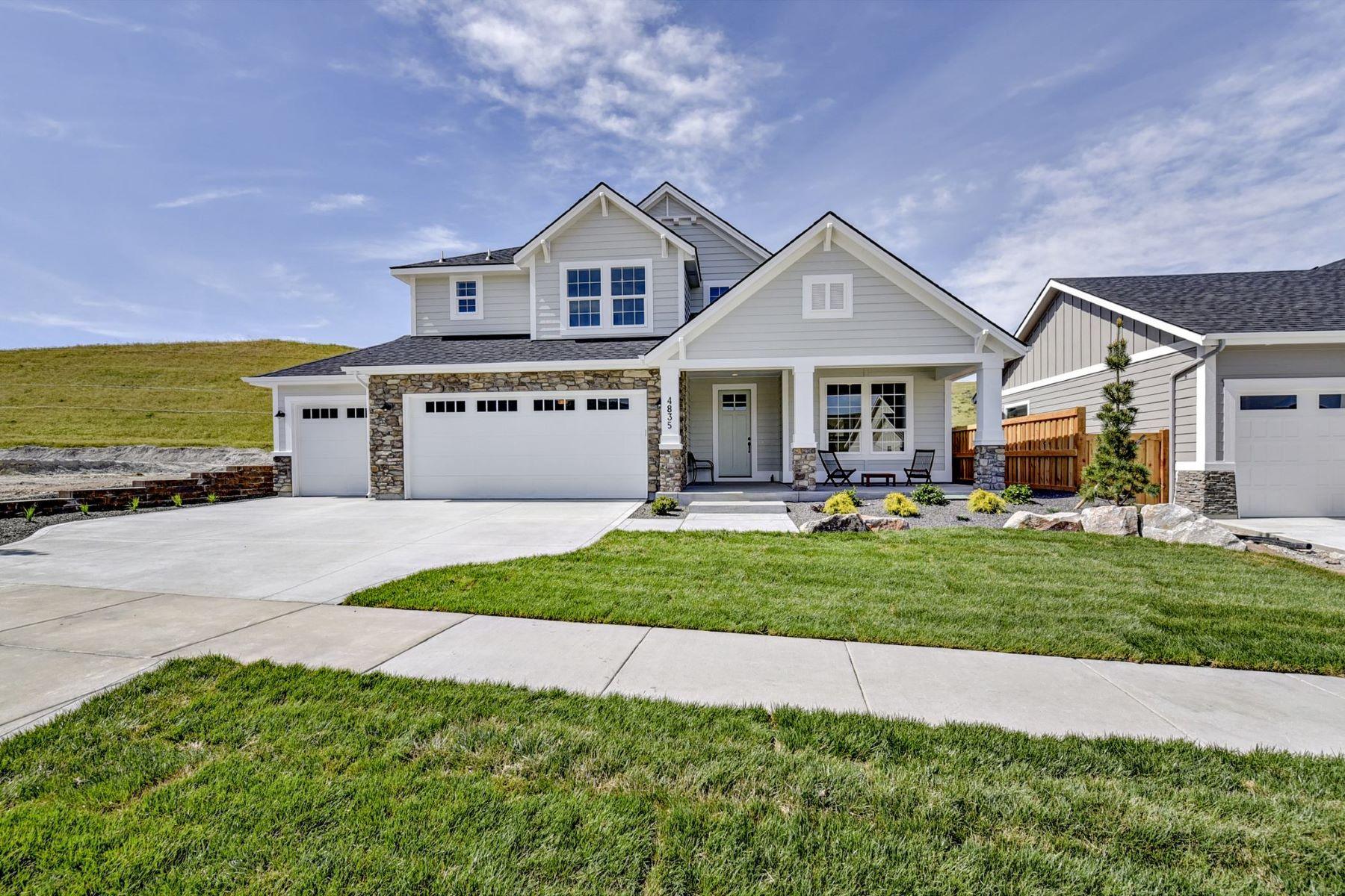 獨棟家庭住宅 為 出售 在 4835 Barnview Dr, Boise 4835 W Barnview Dr, Boise, 愛達荷州, 83714 美國