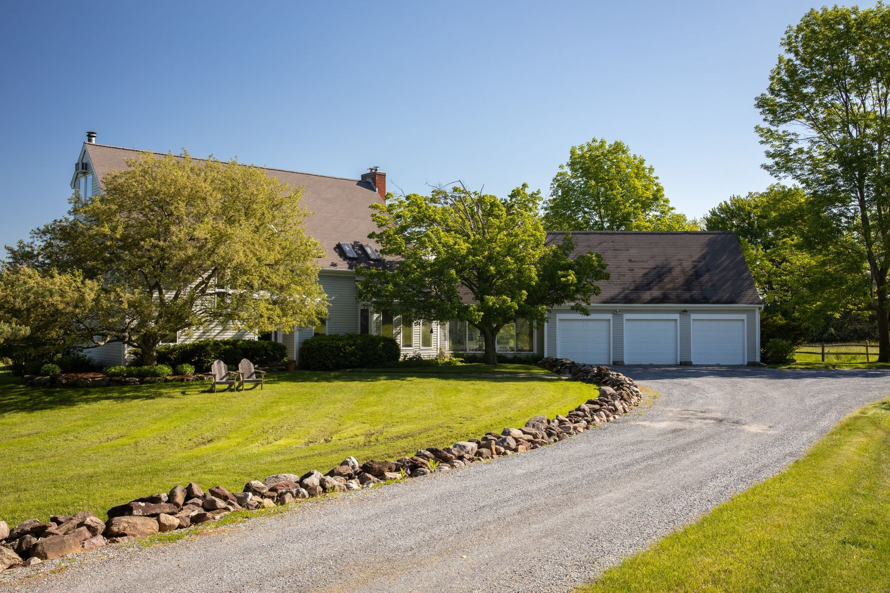 Single Family Homes for Sale at 96 Soaring Hawk Lane, Charlotte 96 Soaring Hawk Ln Charlotte, Vermont 05445 United States