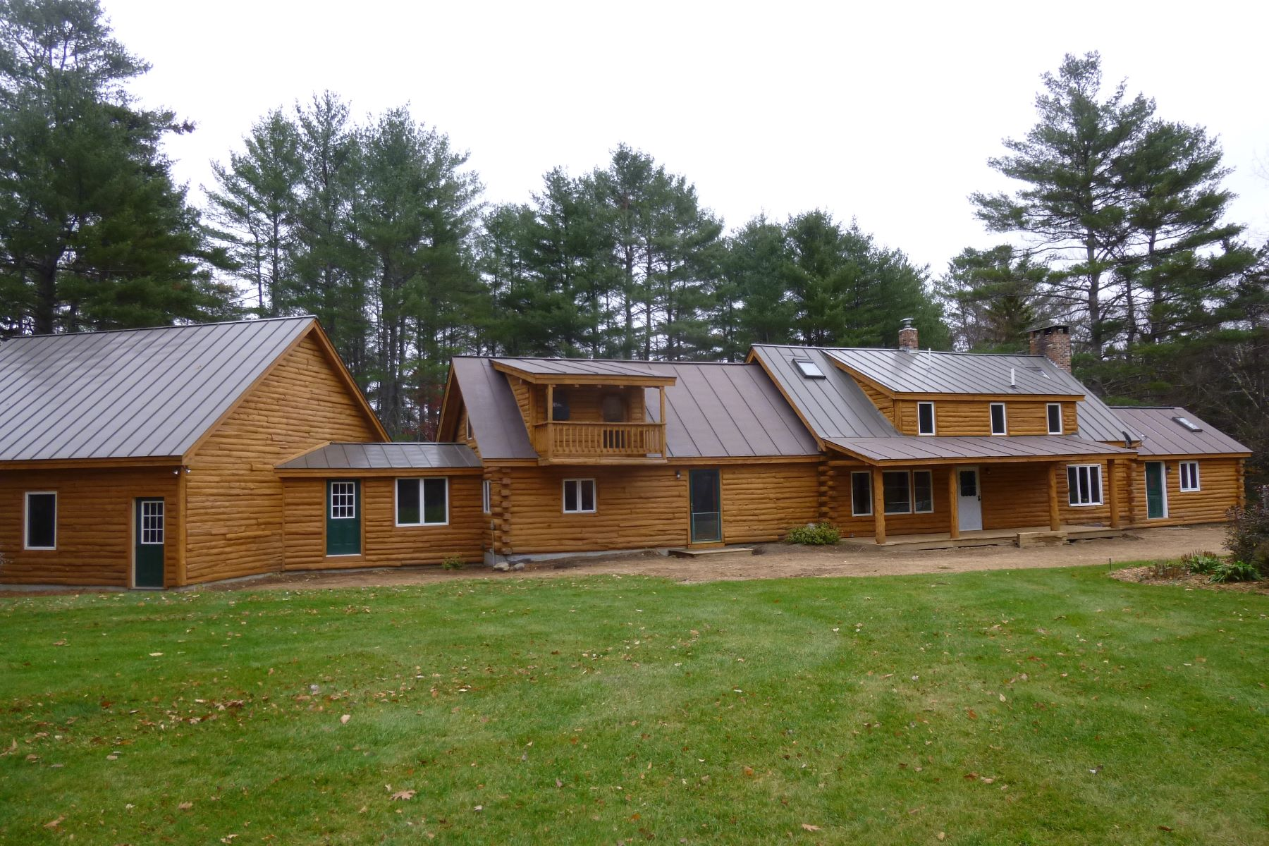 Single Family Home for Sale at 1431 Chelsea Road, Bradford 1431 Chelsea Rd Bradford, Vermont 05033 United States