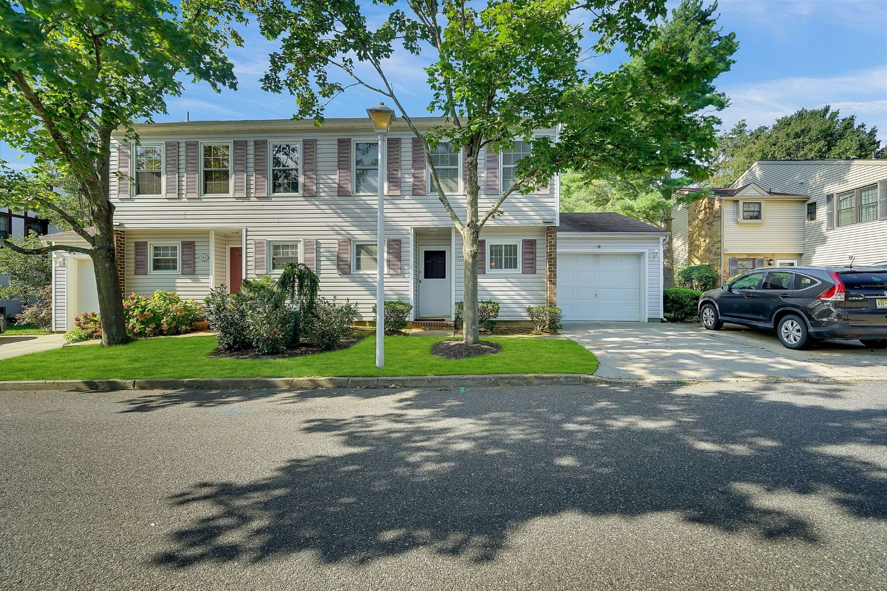 townhouses for Active at Townhouse in Beautiful Gated Community 103 Maple Drive Spring Lake Heights, New Jersey 07762 United States