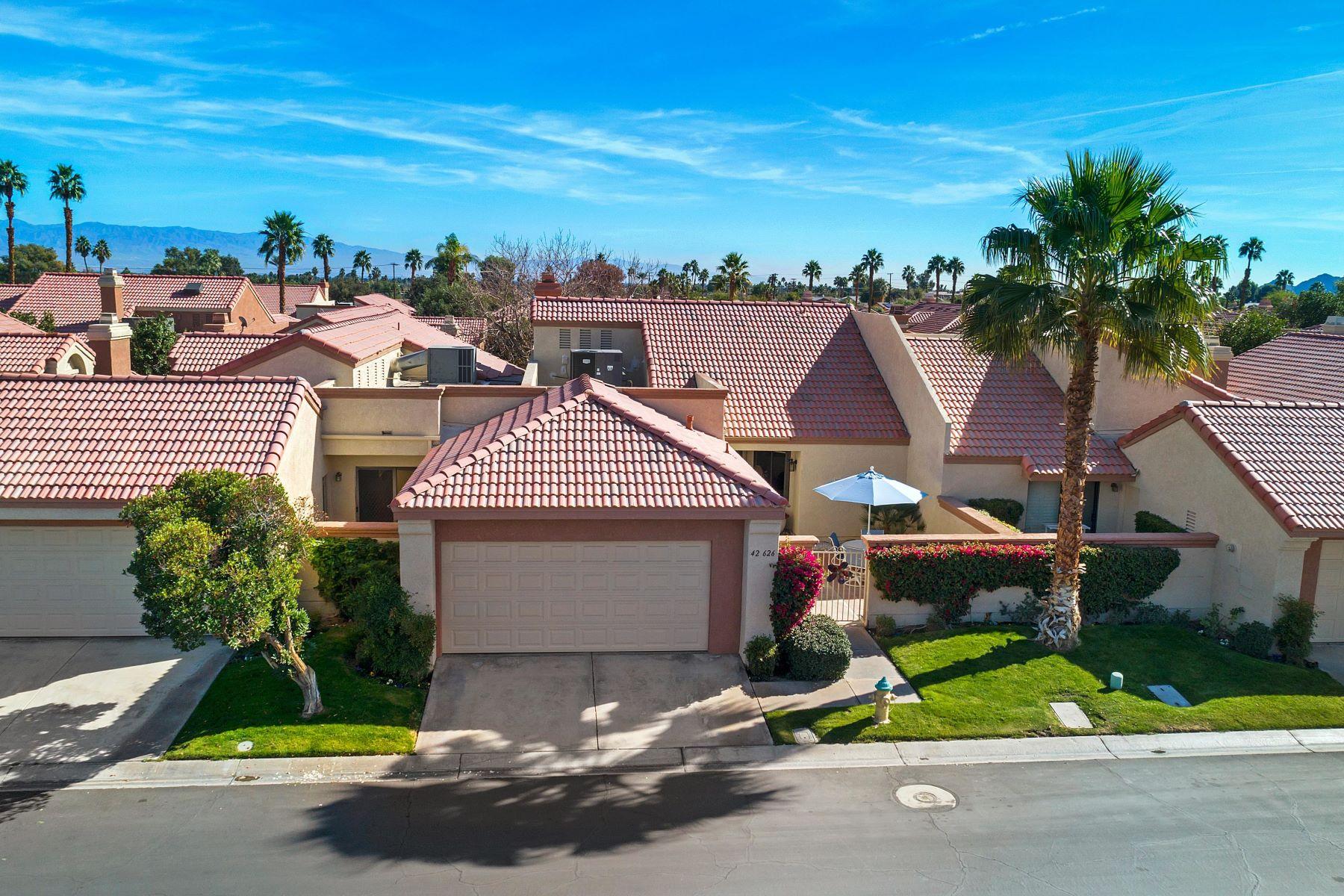 Maison unifamiliale pour l à vendre à 42626 Liolios Drive Palm Desert, Californie, 92211 États-Unis
