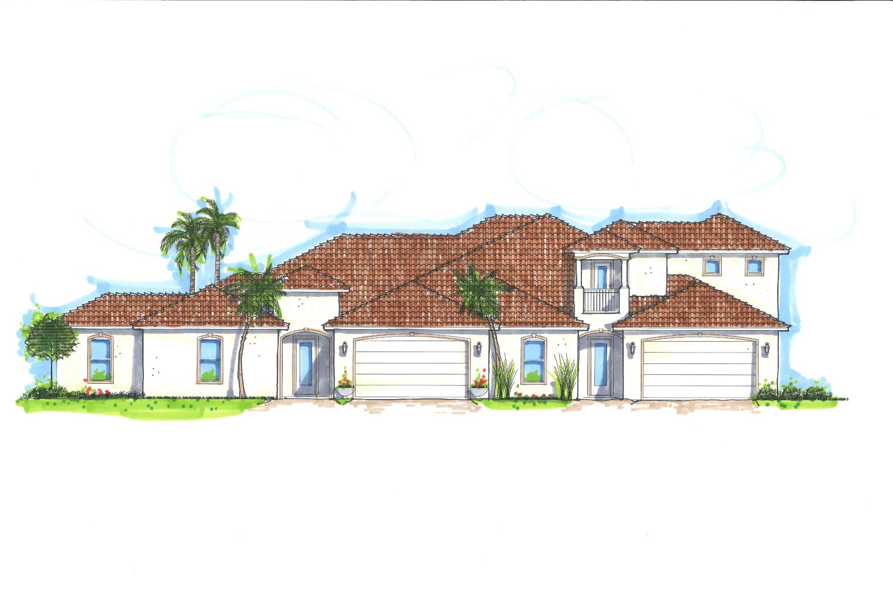 Duplex Homes for Sale at Cranes Point at Aquarina 841 Aquarina Blvd. Melbourne Beach, Florida 32951 United States