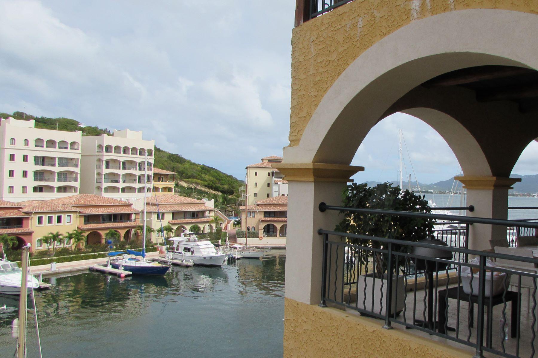 Condominio por un Venta en Lagoon Views Cupecoy, St. Maarten