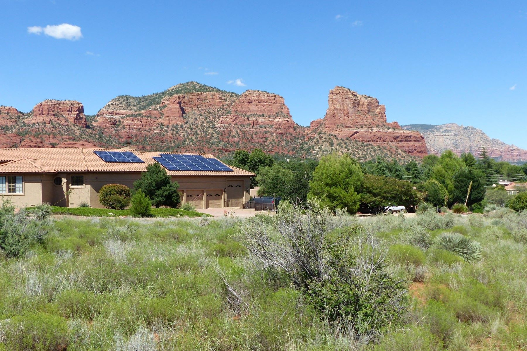 Земля для того Продажа на Rare 1-Acre lot with stunning panoramic Red Rock Views 55 Ravens Rock Rd Sedona, Аризона, 86351 Соединенные Штаты