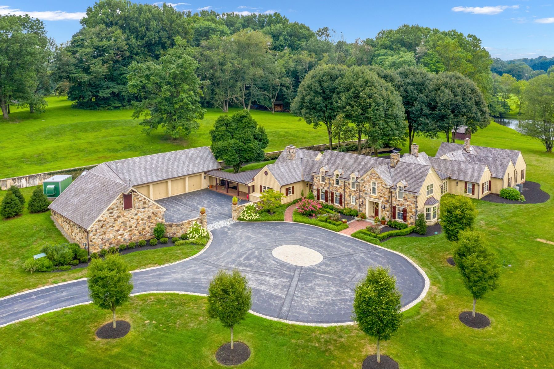 Single Family Homes voor Verkoop op 1151 Stockford Rd., Chadds Ford, PA 19317 1151 Stockford Road, Chadds Ford, Pennsylvania 19317 Verenigde Staten