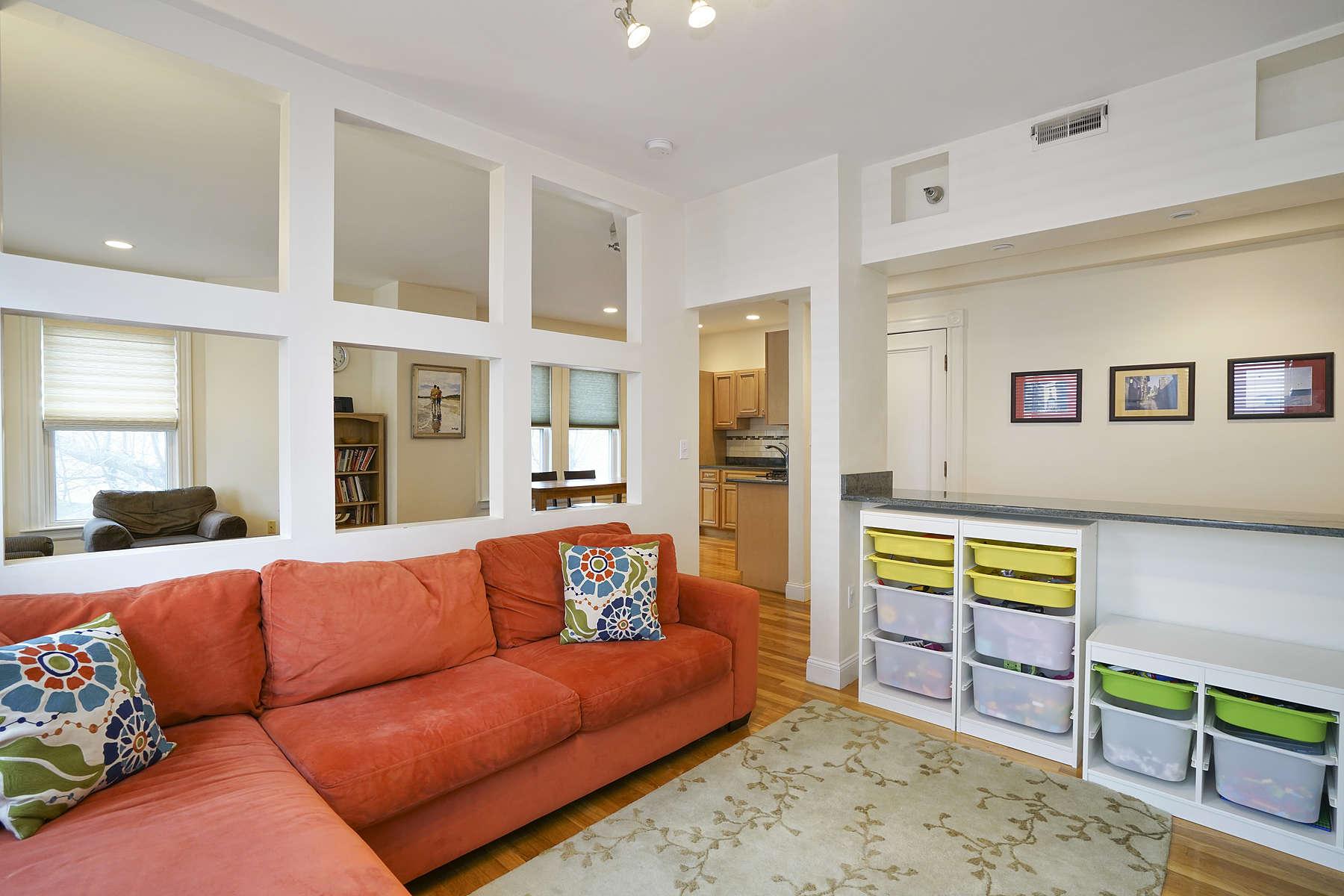 Condominium for Active at Architect Designed Union Square Condo 4 Putnam Street Unit 2 Somerville, Massachusetts 02143 United States