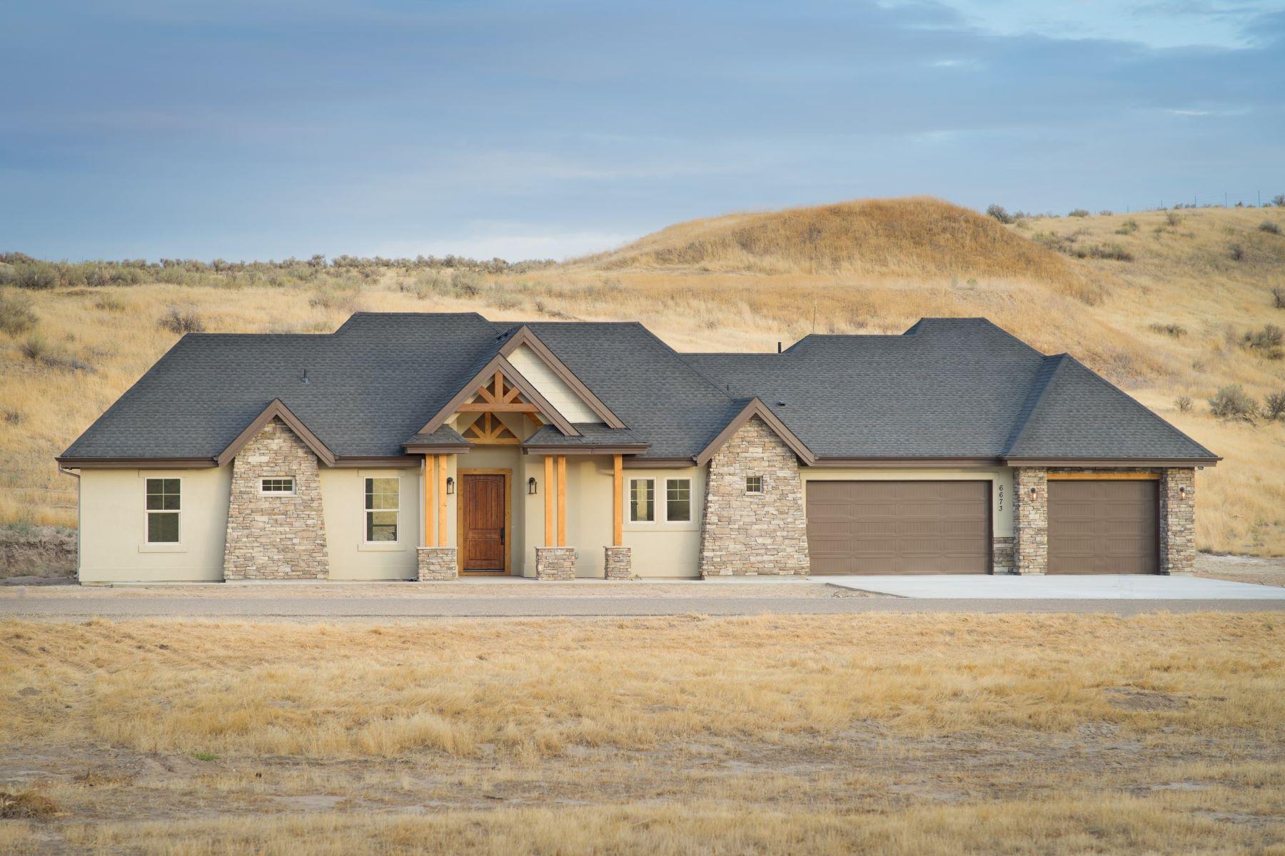 Nhà ở một gia đình vì Bán tại 6783 Sage Canyon Way, Star Star, Idaho, 83644 Hoa Kỳ