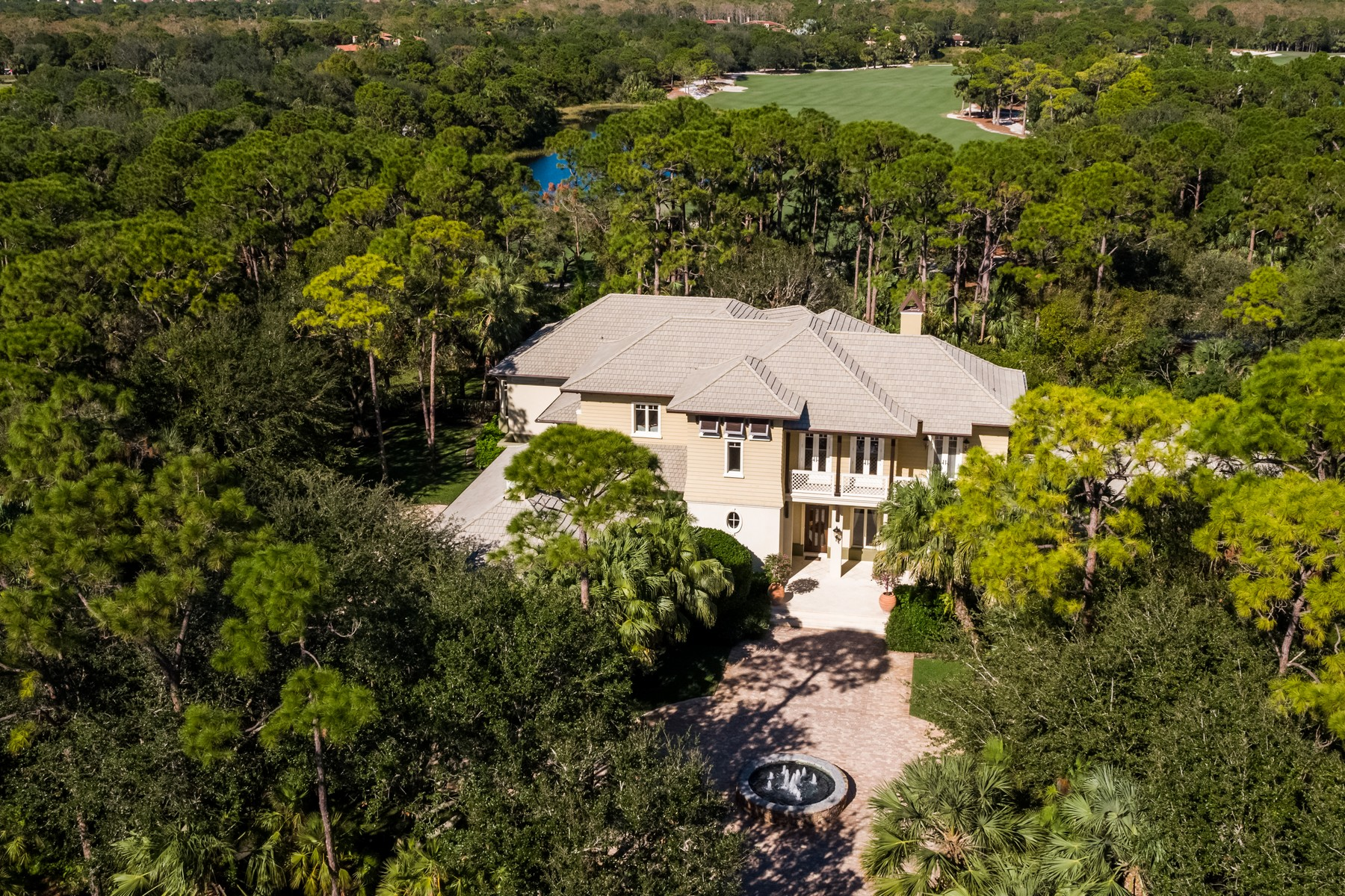 Single Family Home for Sale at 110 Bear's Club Drive at The Bear's Club Jupiter, Florida 33477 United States