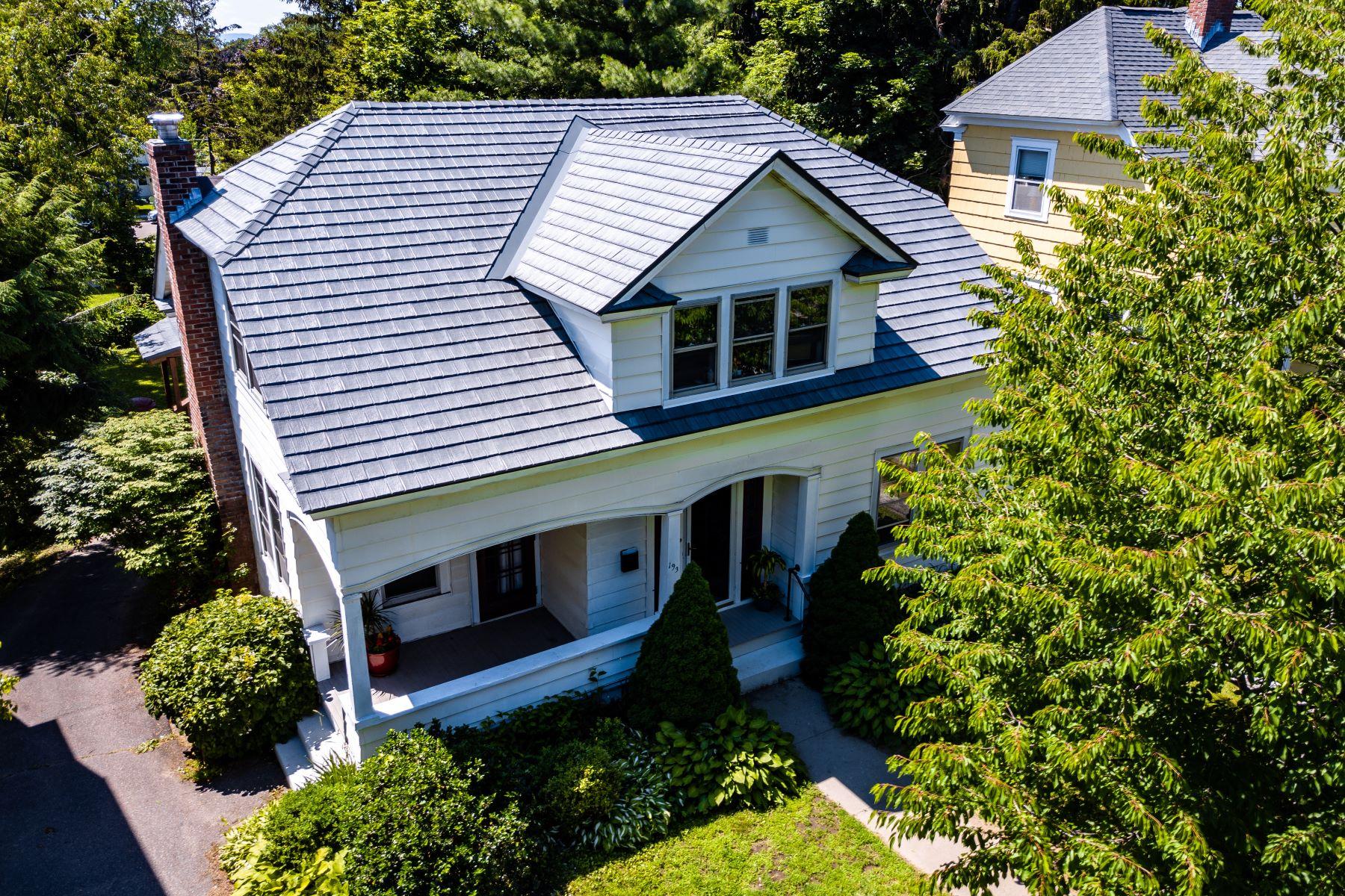 Single Family Homes for Sale at 193 Shelburne Street, Burlington 193 Shelburne St Burlington, Vermont 05401 United States
