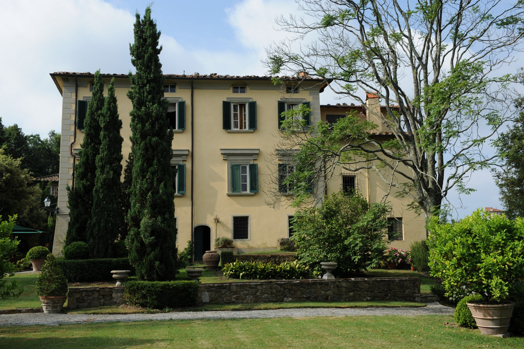 Single Family Home for Sale at Beautiful and unique 1590 century villa on the hills of Camaiore Camaiore, Lucca Italy