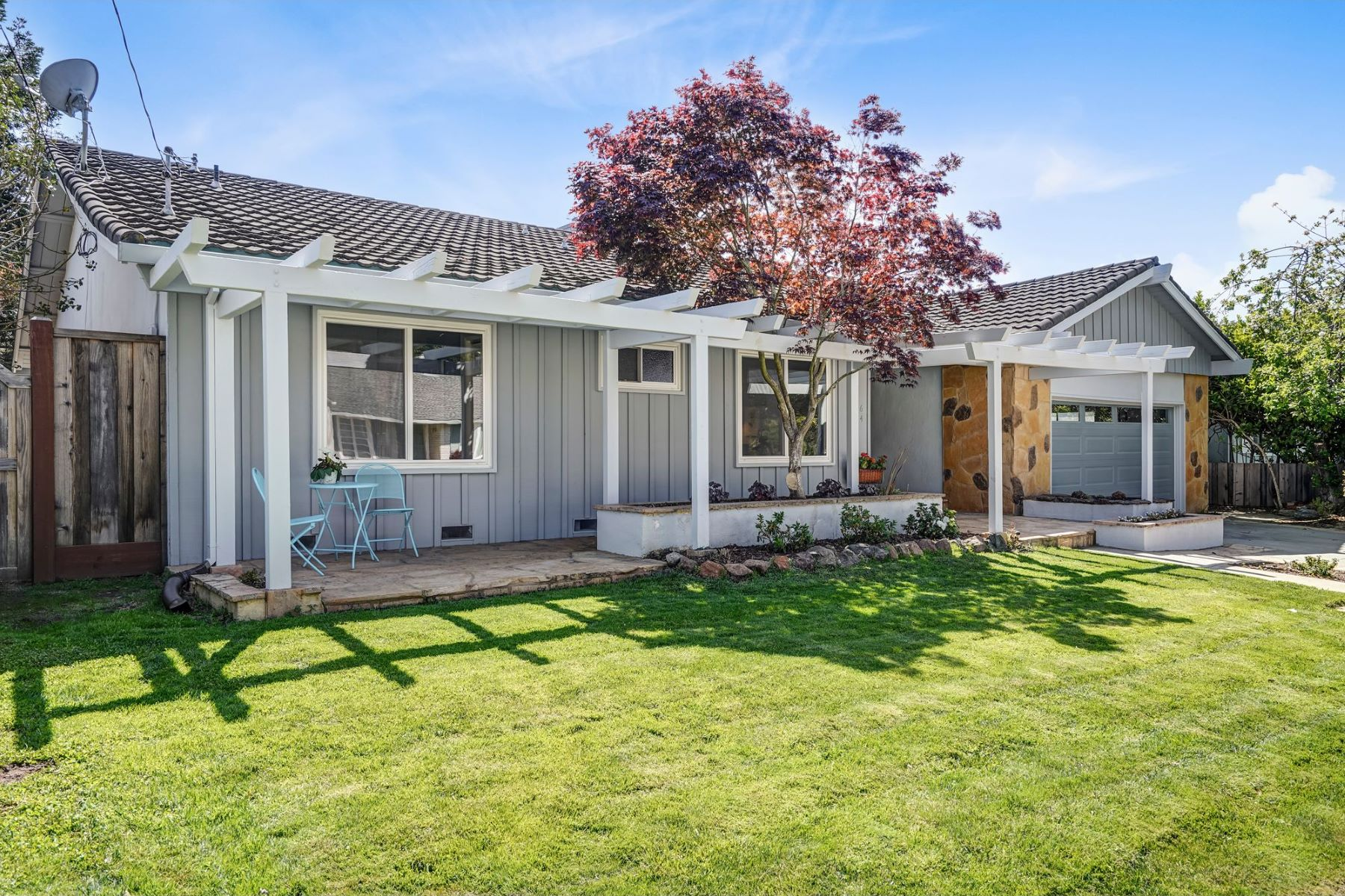 Single Family Home for Active at Elegant Home in a Desirable Neighborhood 64 Valley View Court San Mateo, California 94402 United States