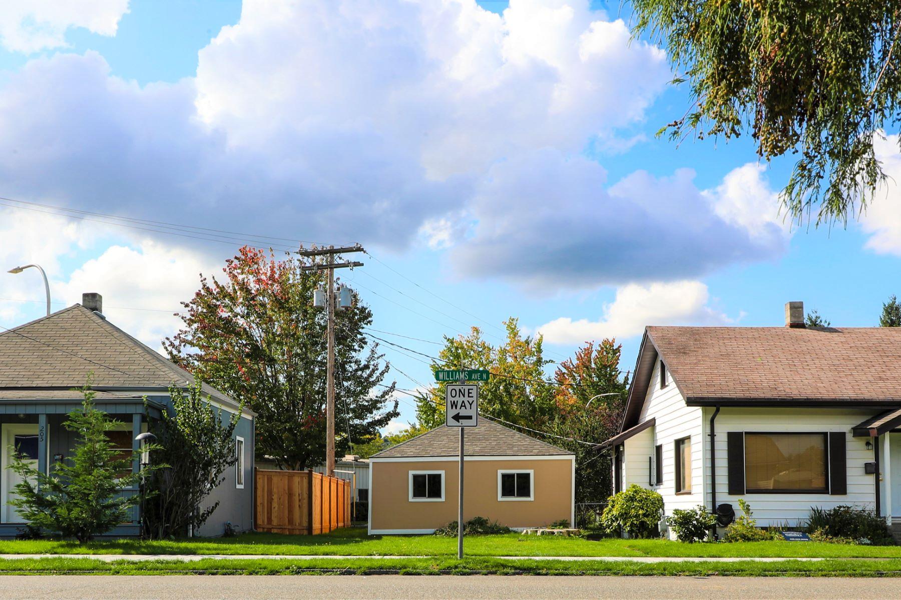 Multi-Family Homes for Sale at Renton Farm 207 Williams Ave N Renton, Washington 98057 United States