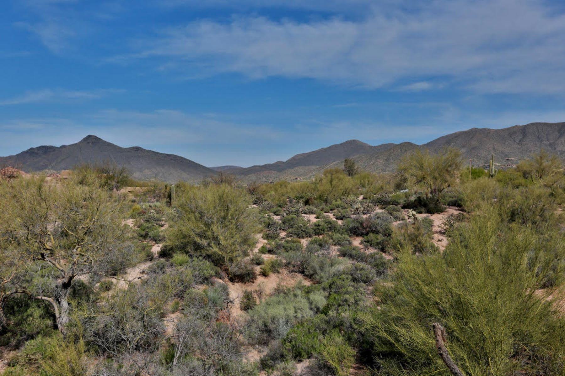 أراضي للـ Sale في Lot centrally located village of Mountain Skyline in Desert Mountain 39805 N 102nd St #98, Scottsdale, Arizona, 85262 United States