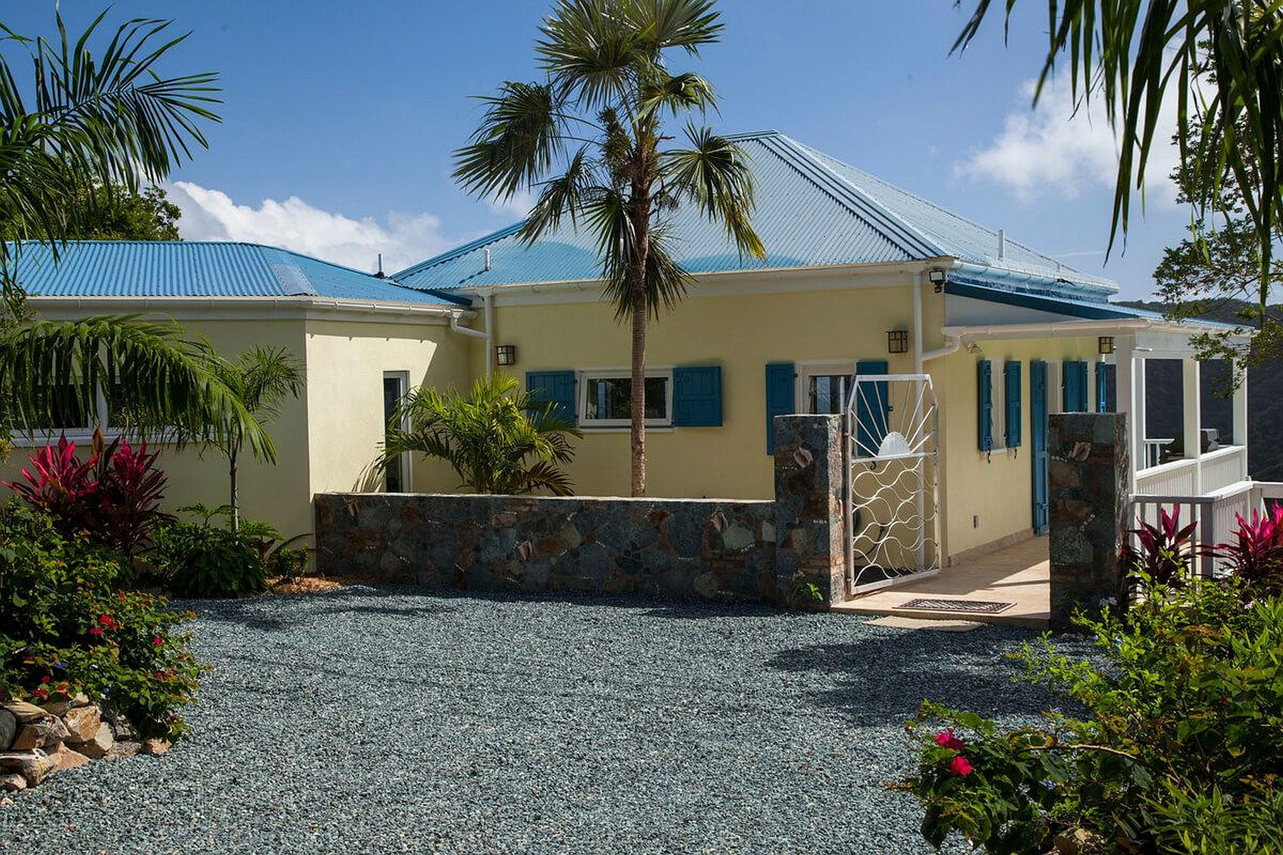 Single Family Home for Sale at All About the View 8-A-A Estate Carolina St John, Virgin Islands 00830 United States Virgin Islands