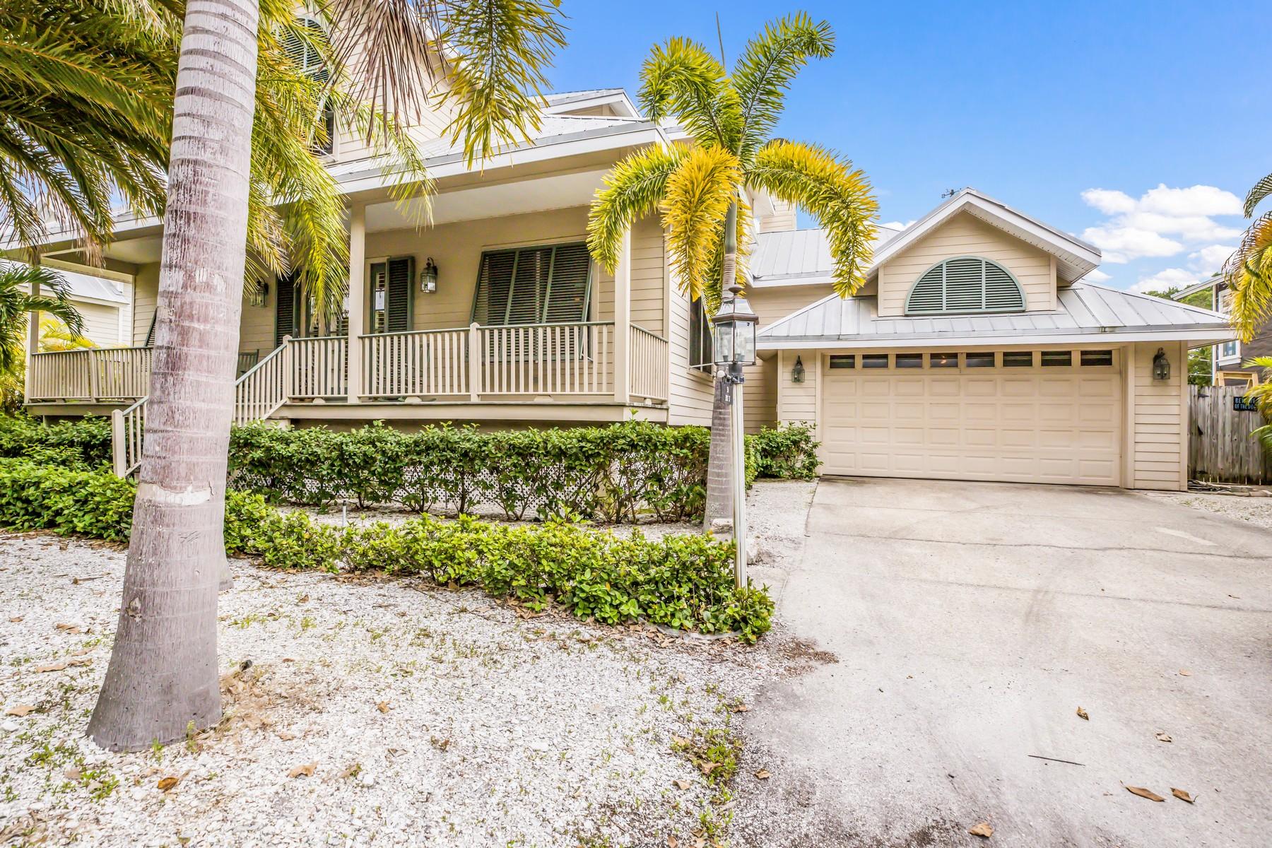 Single Family Homes for Sale at 154 1st Street E Boca Grande, Florida 33921 United States