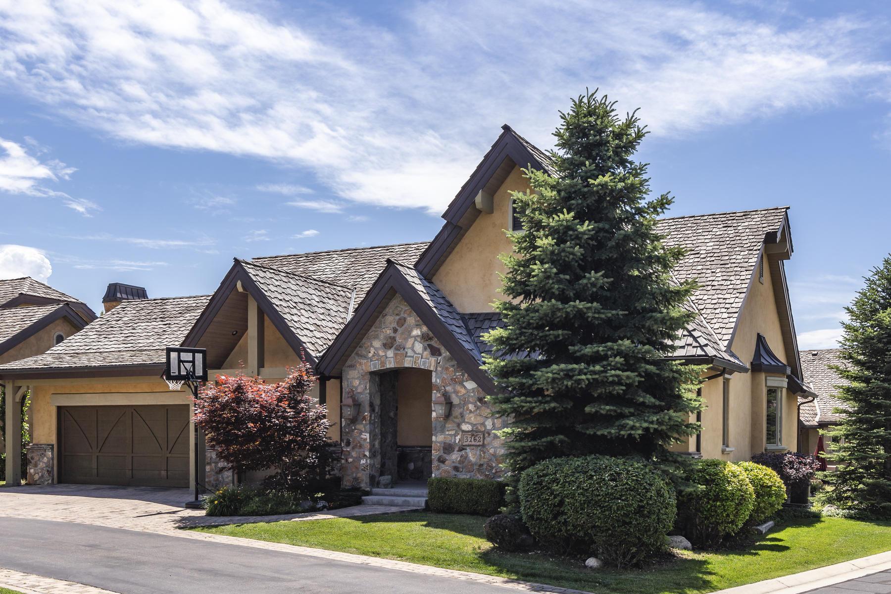 Condominiums for Sale at Beautiful Rambler 3162 E Bavarian Ct Sandy, Utah 84093 United States
