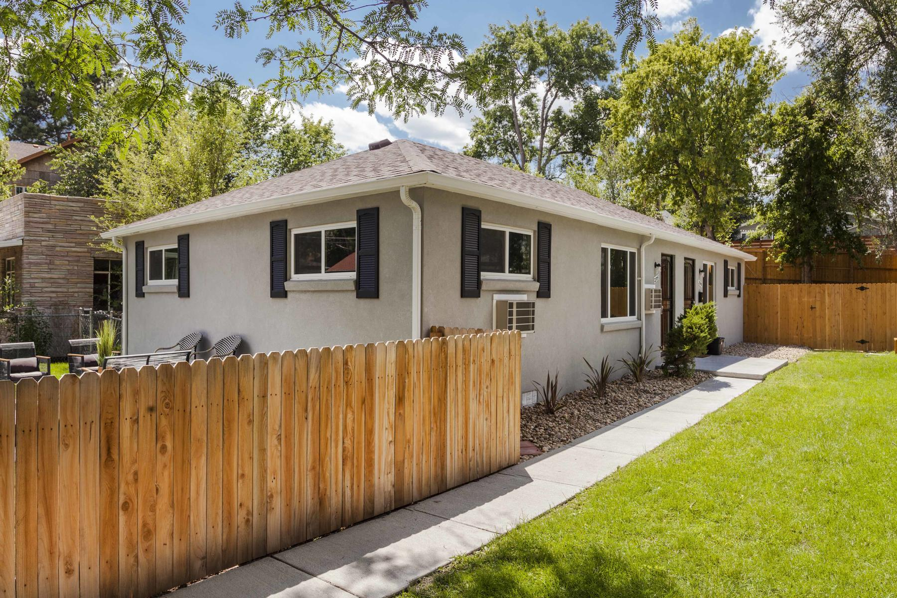 Townhouse for Active at Newly Remodeled Duplex in Harvard Gulch 2543 South Pearl Street Denver, Colorado 80210 United States