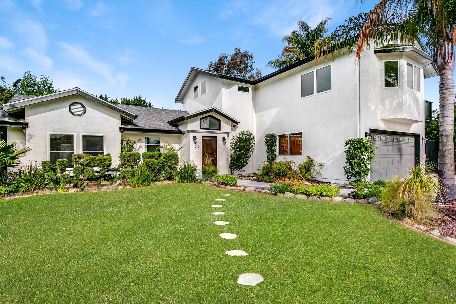 Single Family Homes para Venda às 105 Knollwood Drive, Thousand Oaks, Califórnia 91320 Estados Unidos