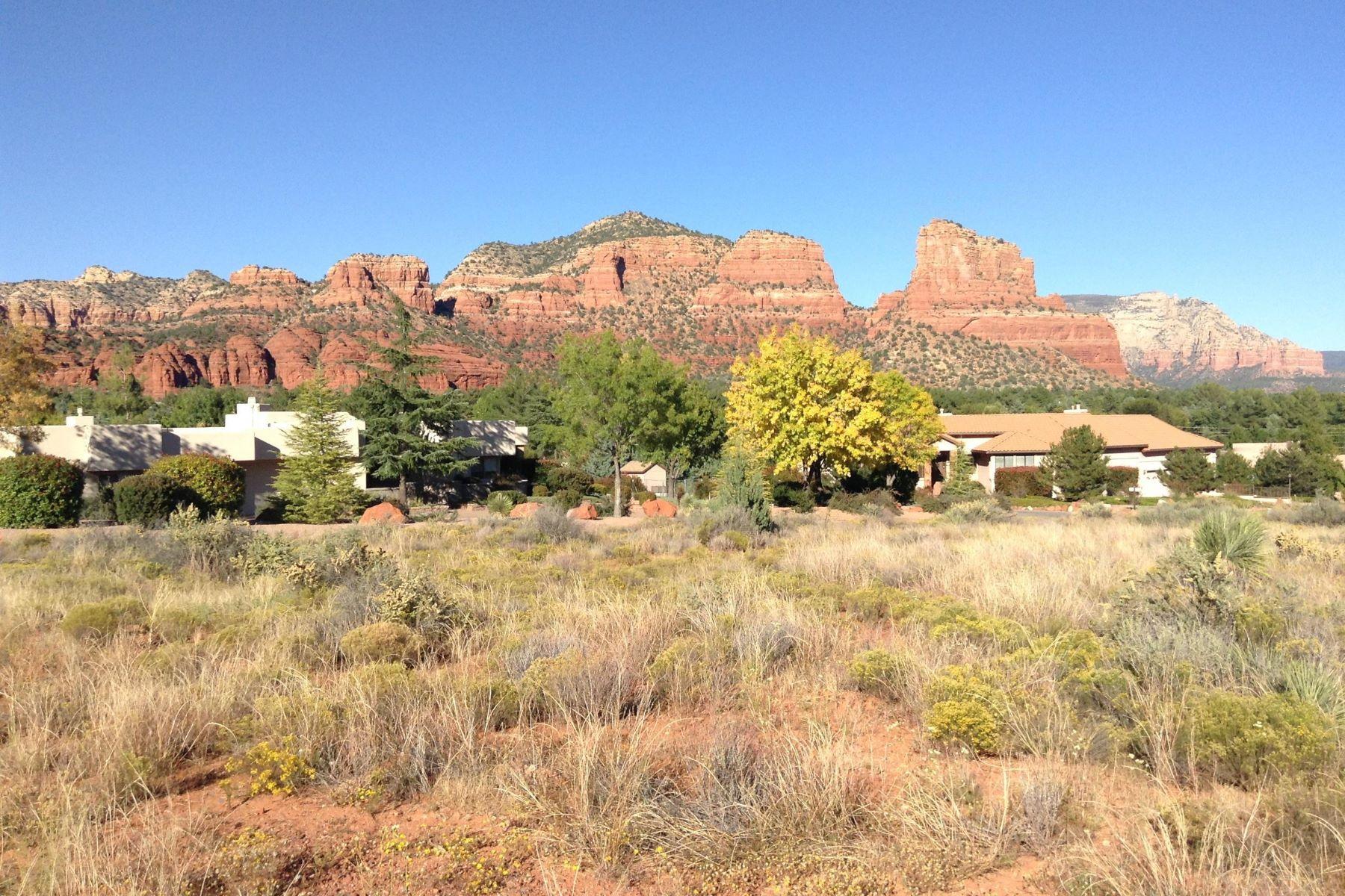 土地 のために 売買 アット beautiful one-acre parcel 77 Ravens Rock Rd, Sedona, アリゾナ, 86351 アメリカ合衆国