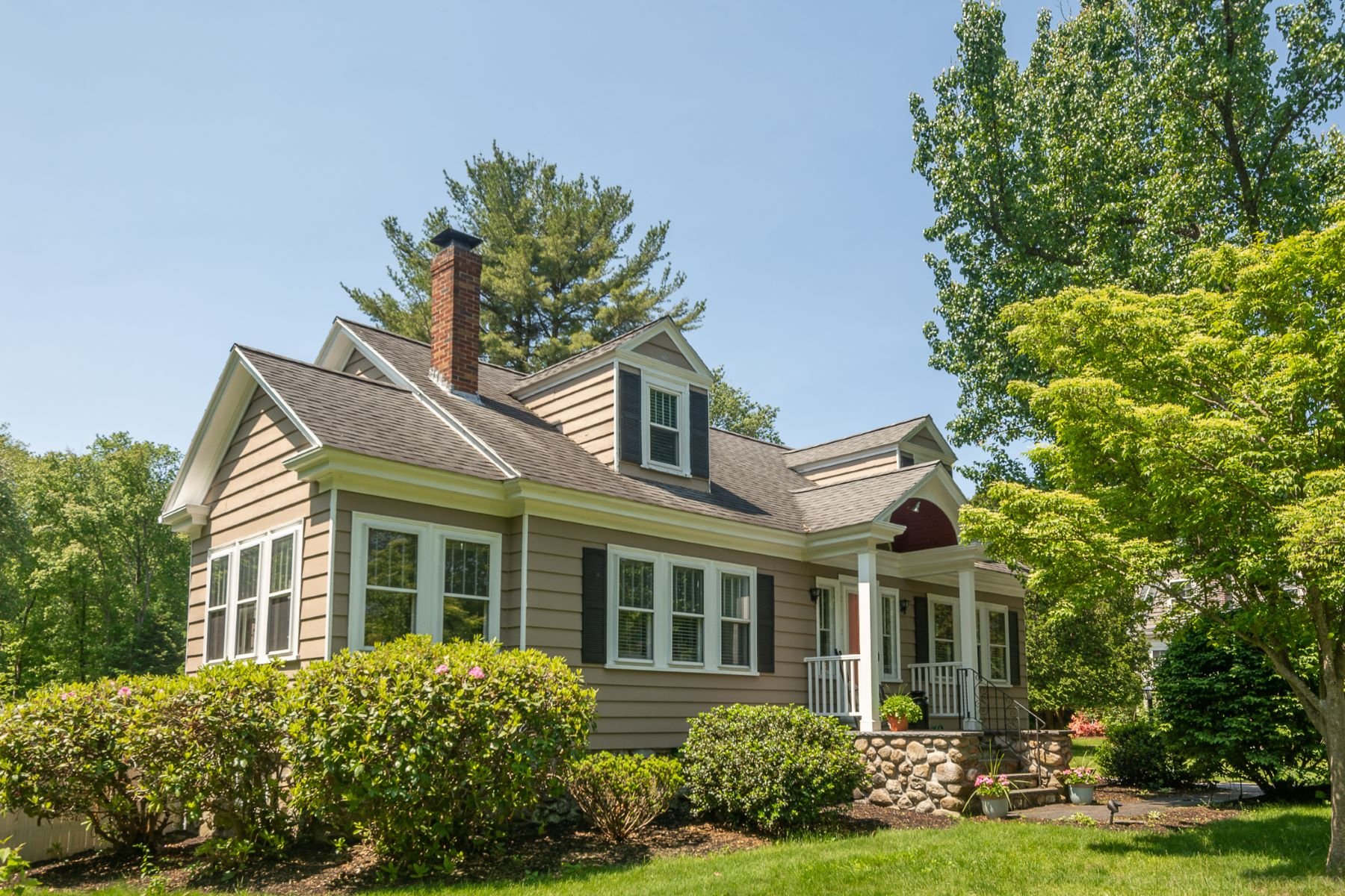 Single Family Homes for Sale at 54 Carlisle Road Bedford, Massachusetts 01730 United States