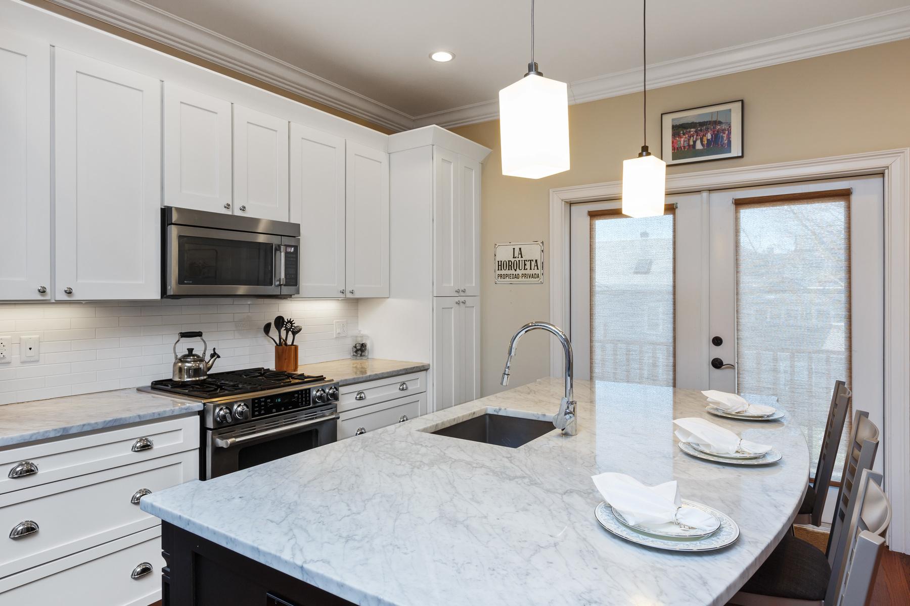 コンドミニアム のために 売買 アット Luxurious Duplex Penthouse 355 K Street Unit 2 South Boston, Boston, マサチューセッツ, 02127 アメリカ合衆国