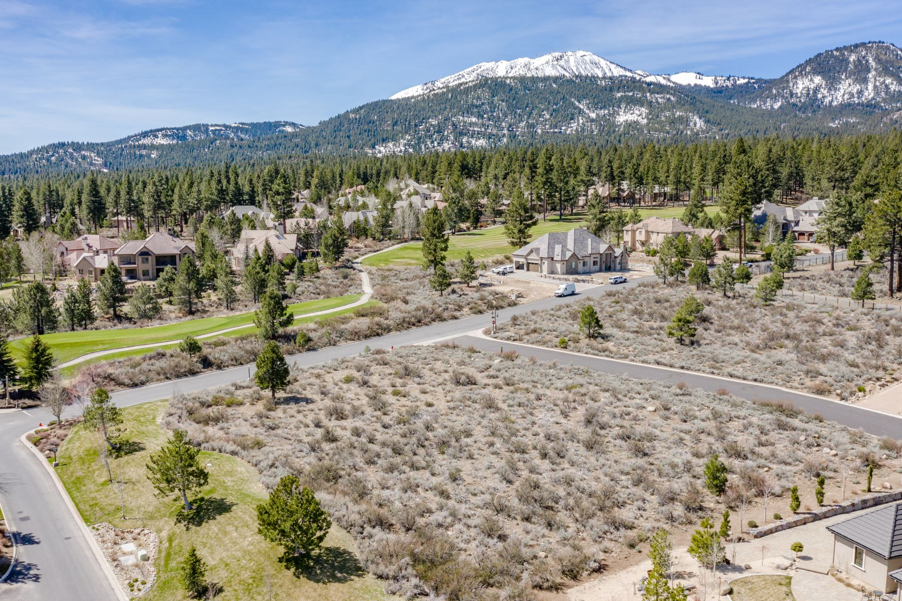 Land for Active at 16960 Salut Drive, Reno , NV 16960 Salut Ct. Reno, Nevada 89511 United States