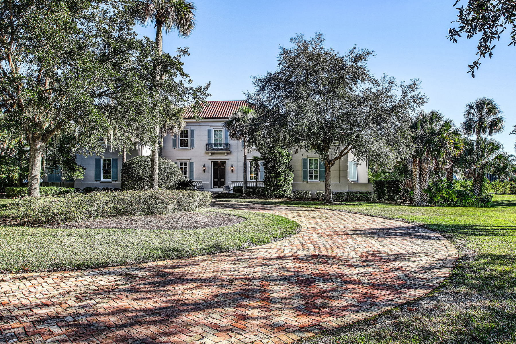 Single Family Homes for Sale at 24732 Harbour View Drive Ponte Vedra Beach, Florida 32082 United States
