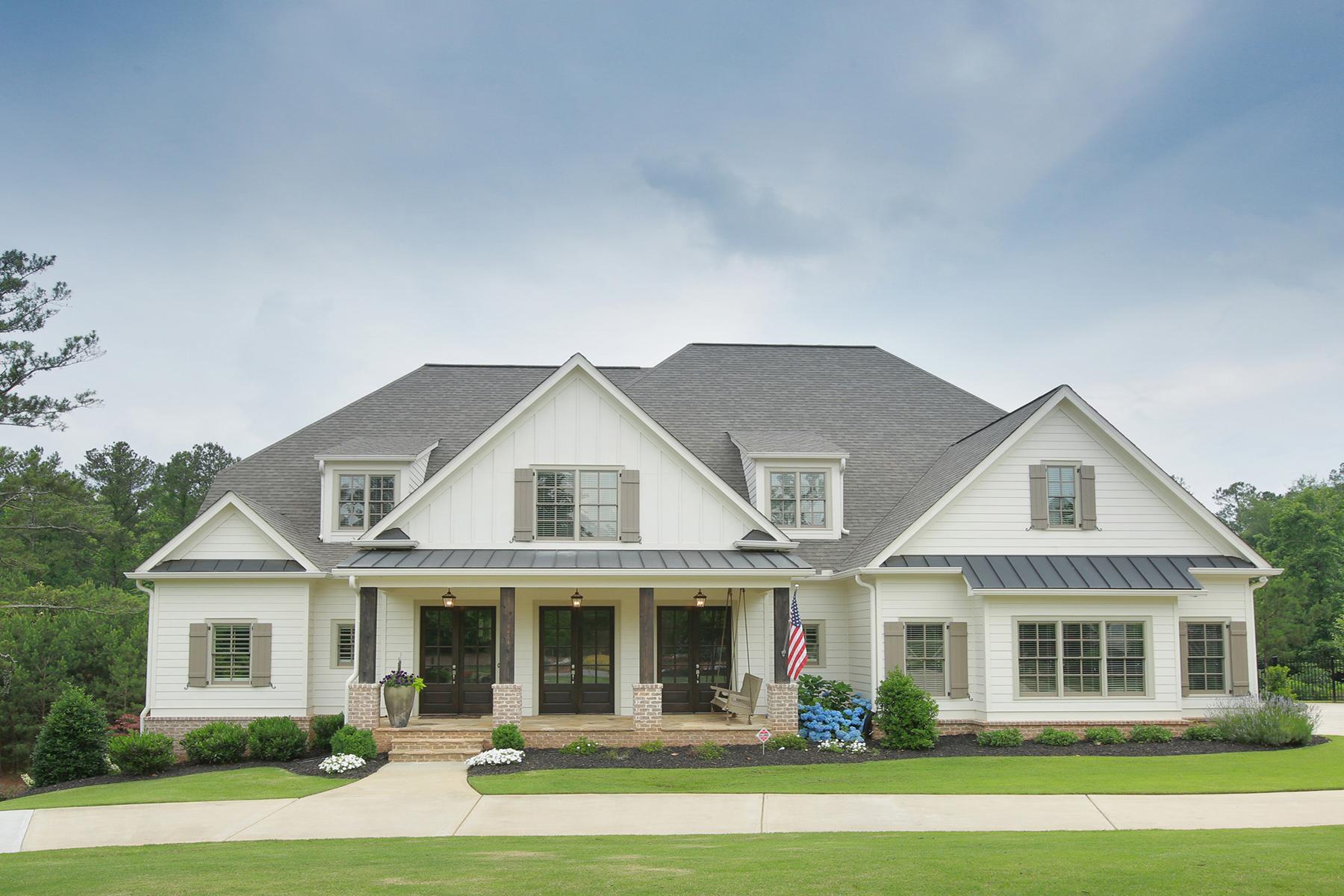Villa per Vendita alle ore One Of The Most Desirable Single Family Streets In Downtown Alpharetta! 170 Meadow Drive Alpharetta, Georgia, 30009 Stati Uniti