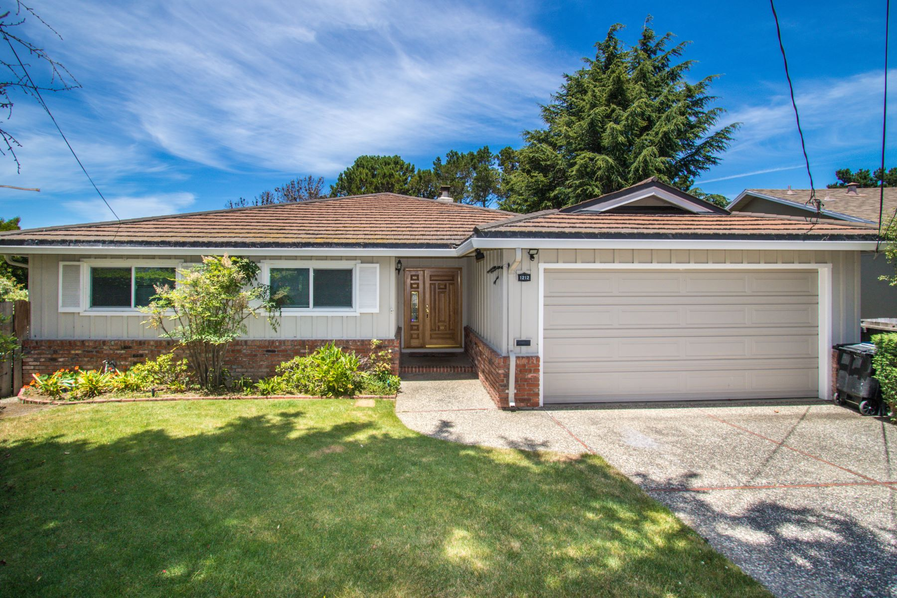 Single Family Homes for Active at Updated Home in Excellent Location 1212 31st Avenue San Mateo, California 94403 United States